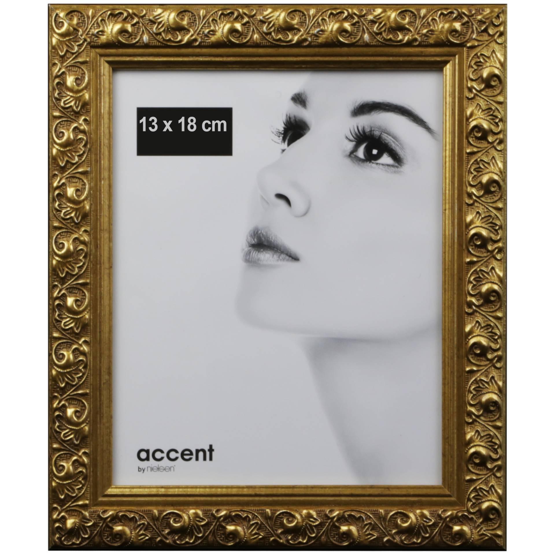 Nielsen Arabesque          13x18 Holz Portrait gold       8532004