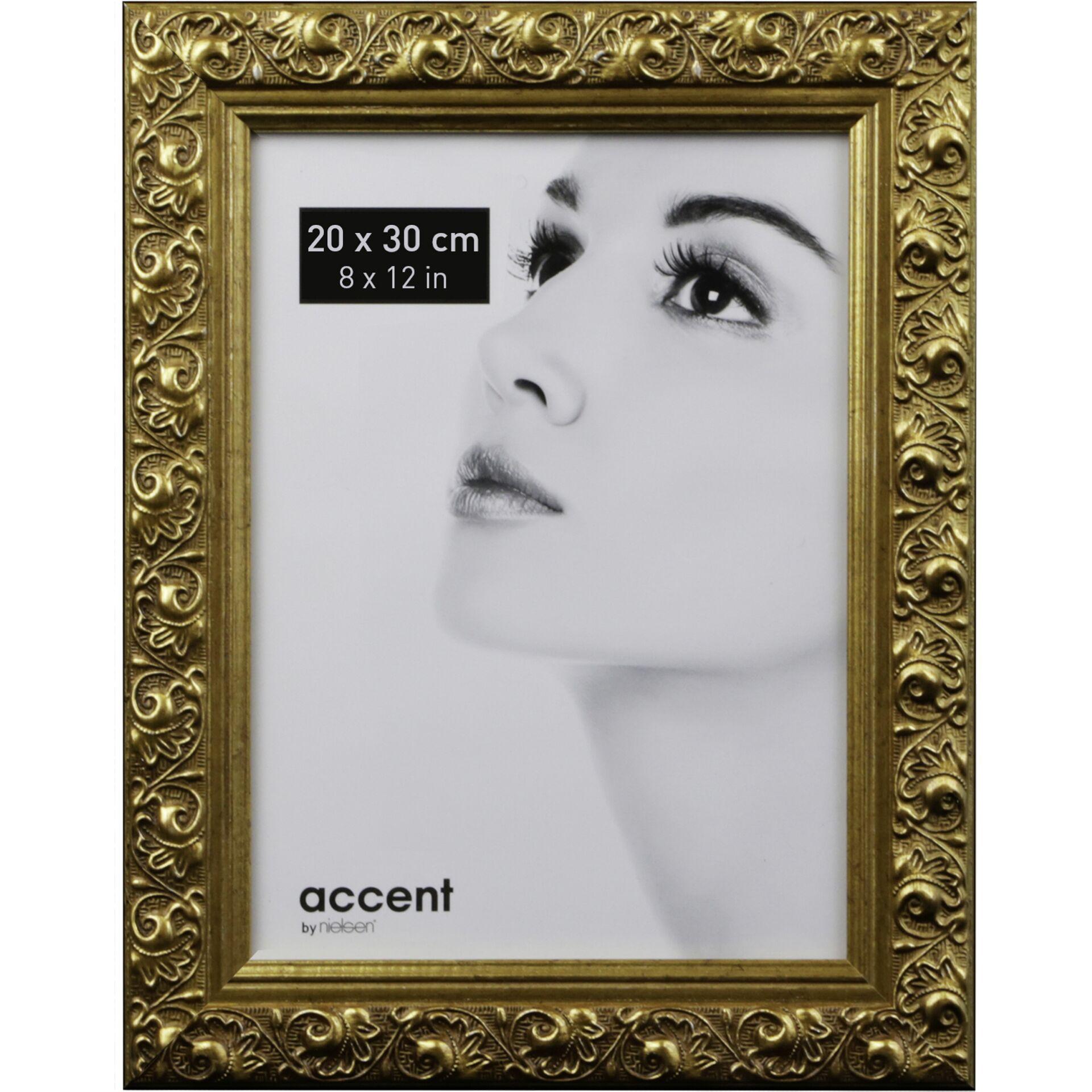 Nielsen Arabesque          20x30 Holz Portrait gold       8535004
