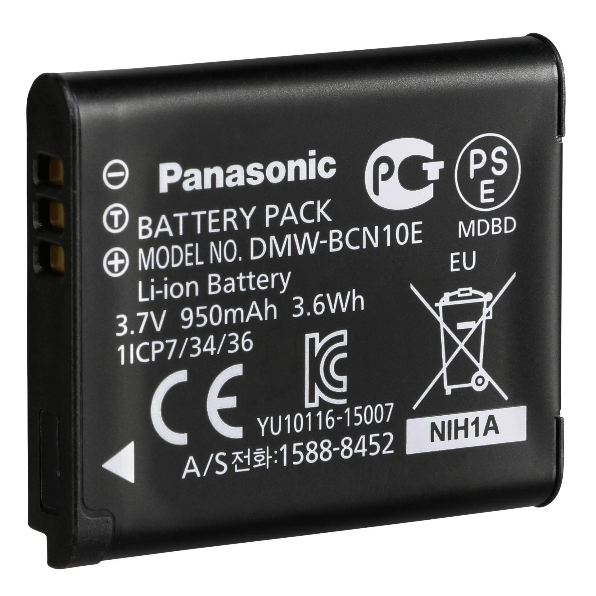 Panasonic DMW-BCN10E9 Akku für LF-1