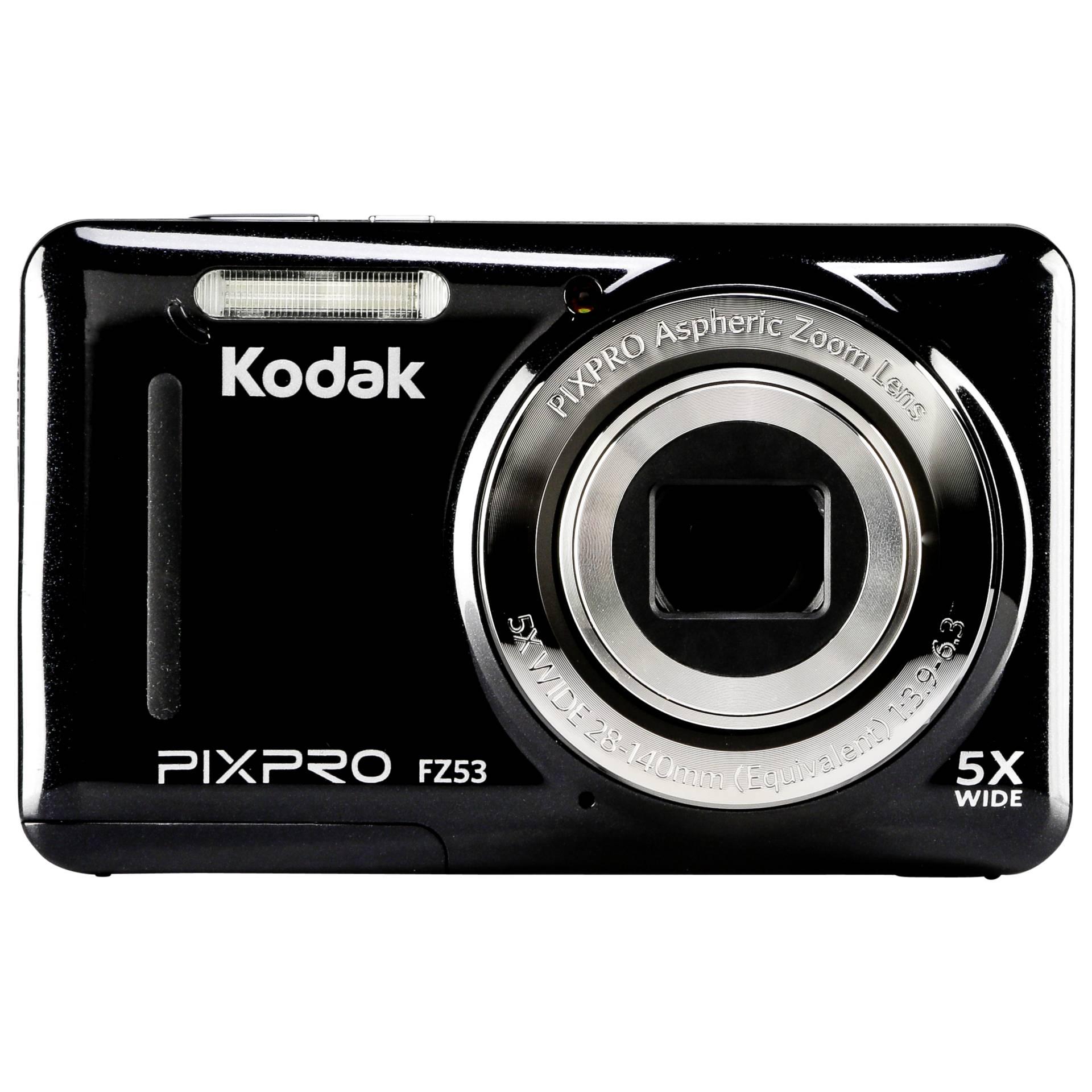 Kodak Friendly Zoom FZ53 schwarz