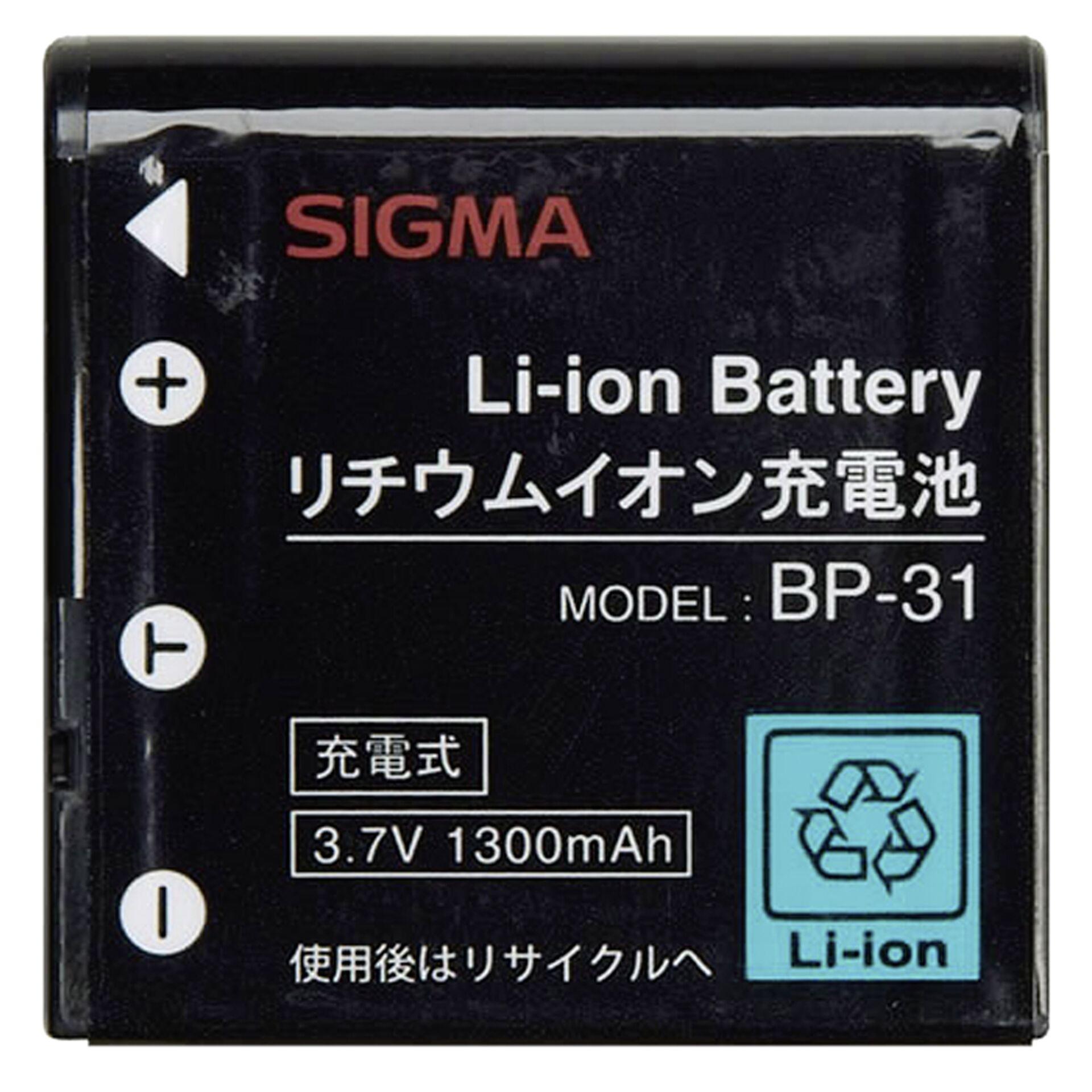 Sigma BP-31 Li-Ion Akku