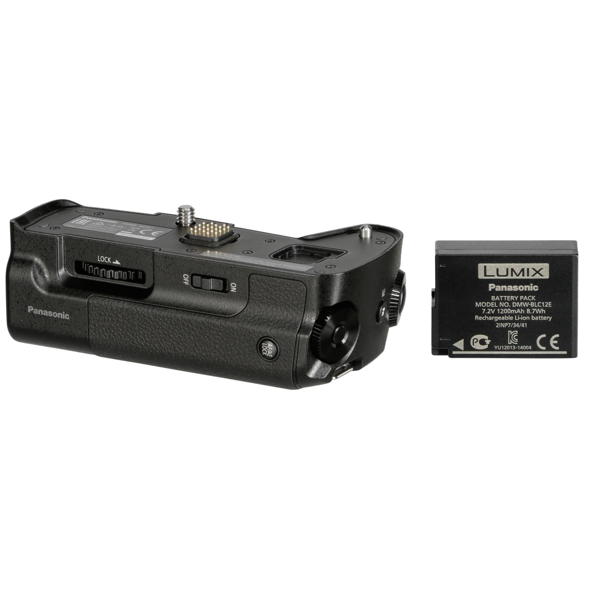 Panasonic DMW-BGG1E Batteriehandgriff