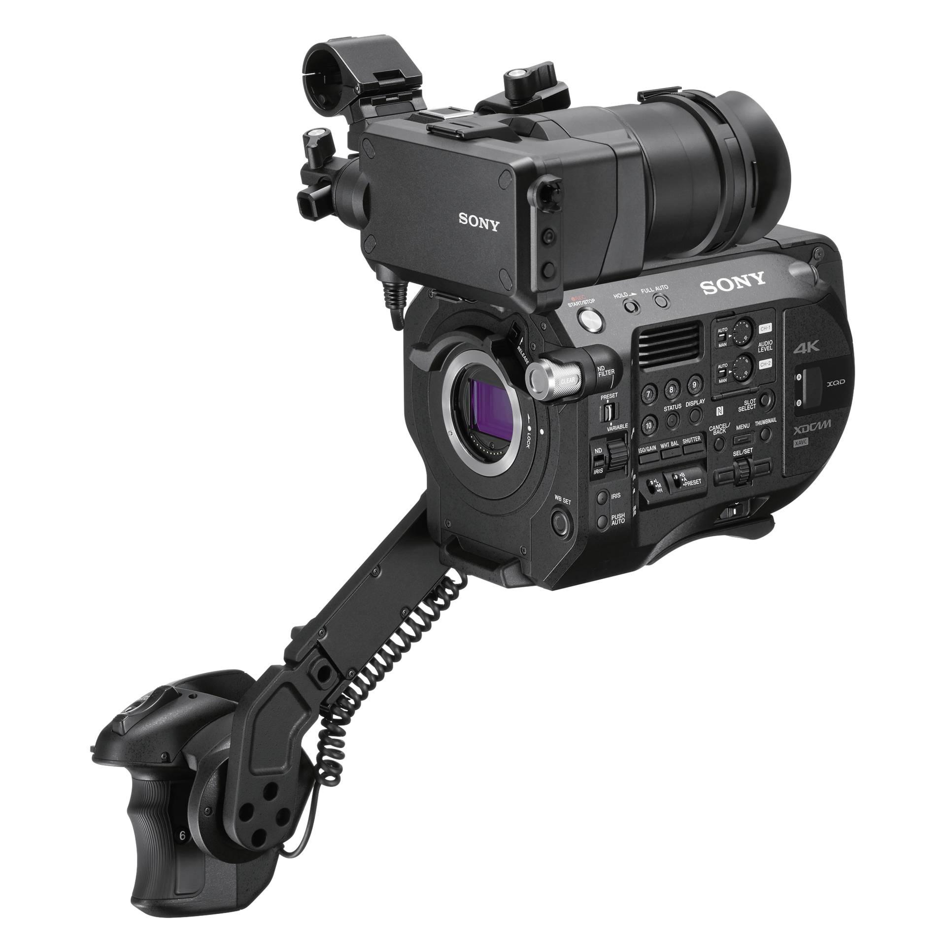 Sony PXW-FS7M2 Profi