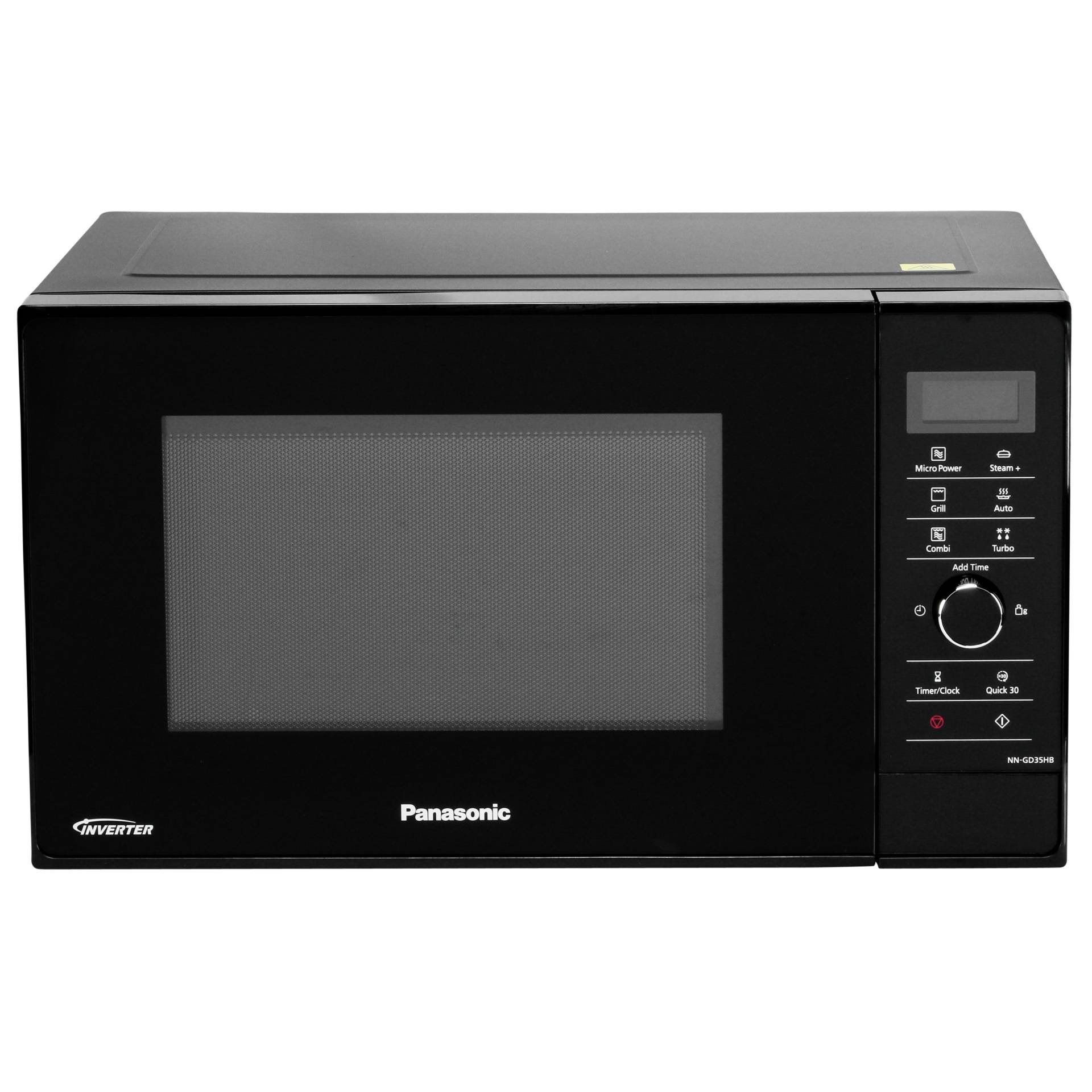 Panasonic NN GD 35 HBGTG schwarz