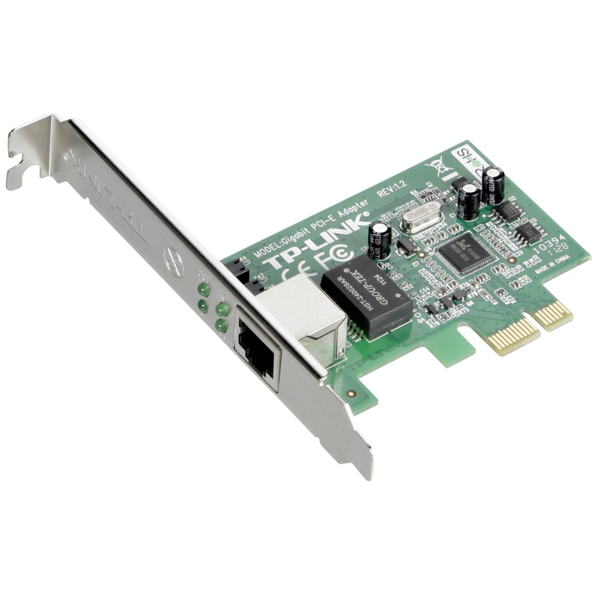 TP-LINK TG-3468 Gigabit PCIe Karte