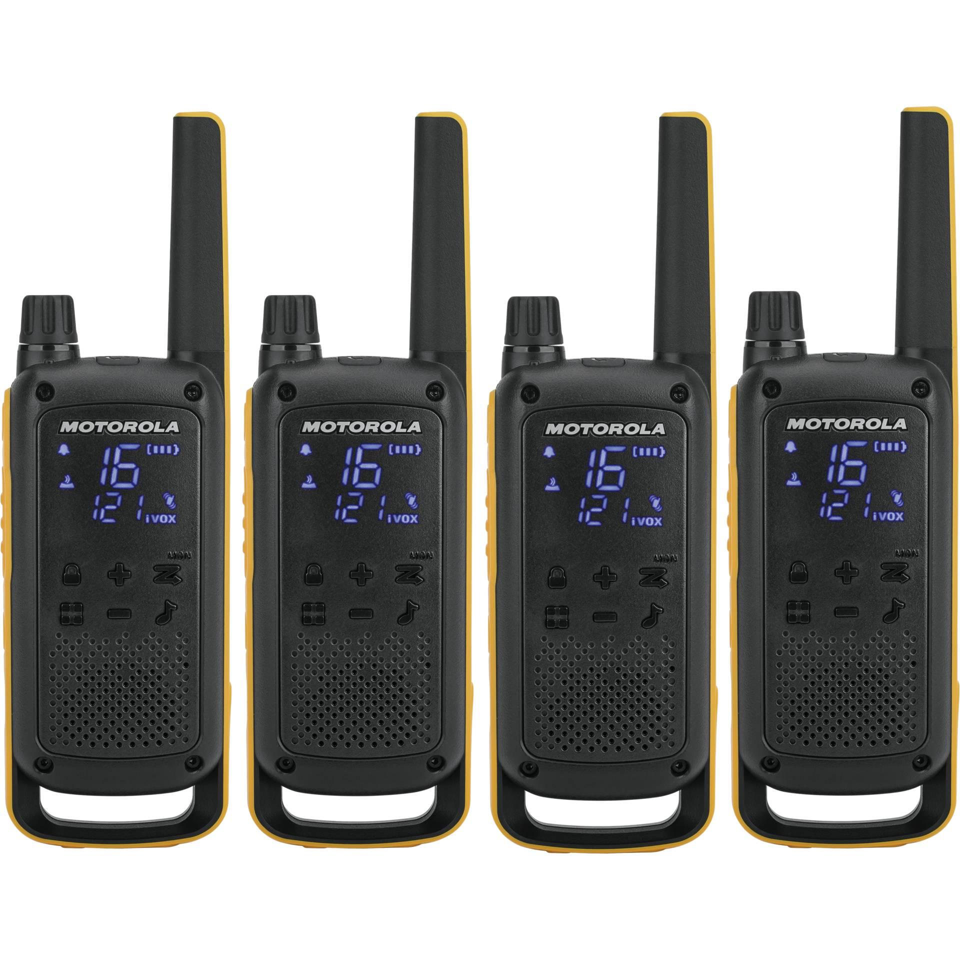 Motorola TALKABOUT T82 Extreme Quad