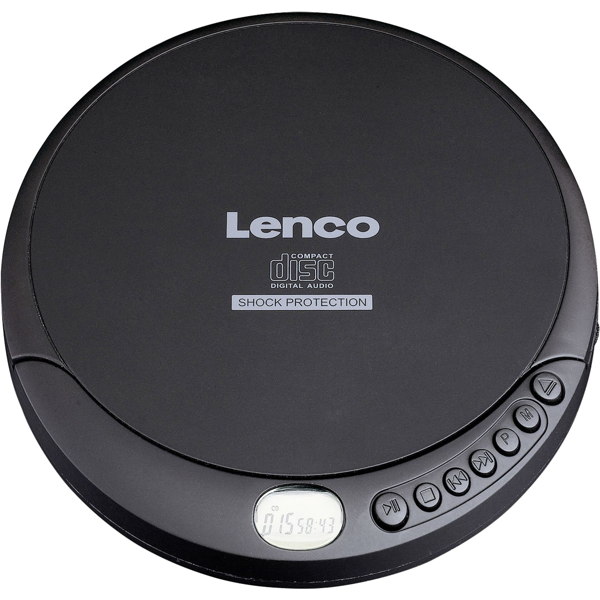 Lenco CD-200 schwarz