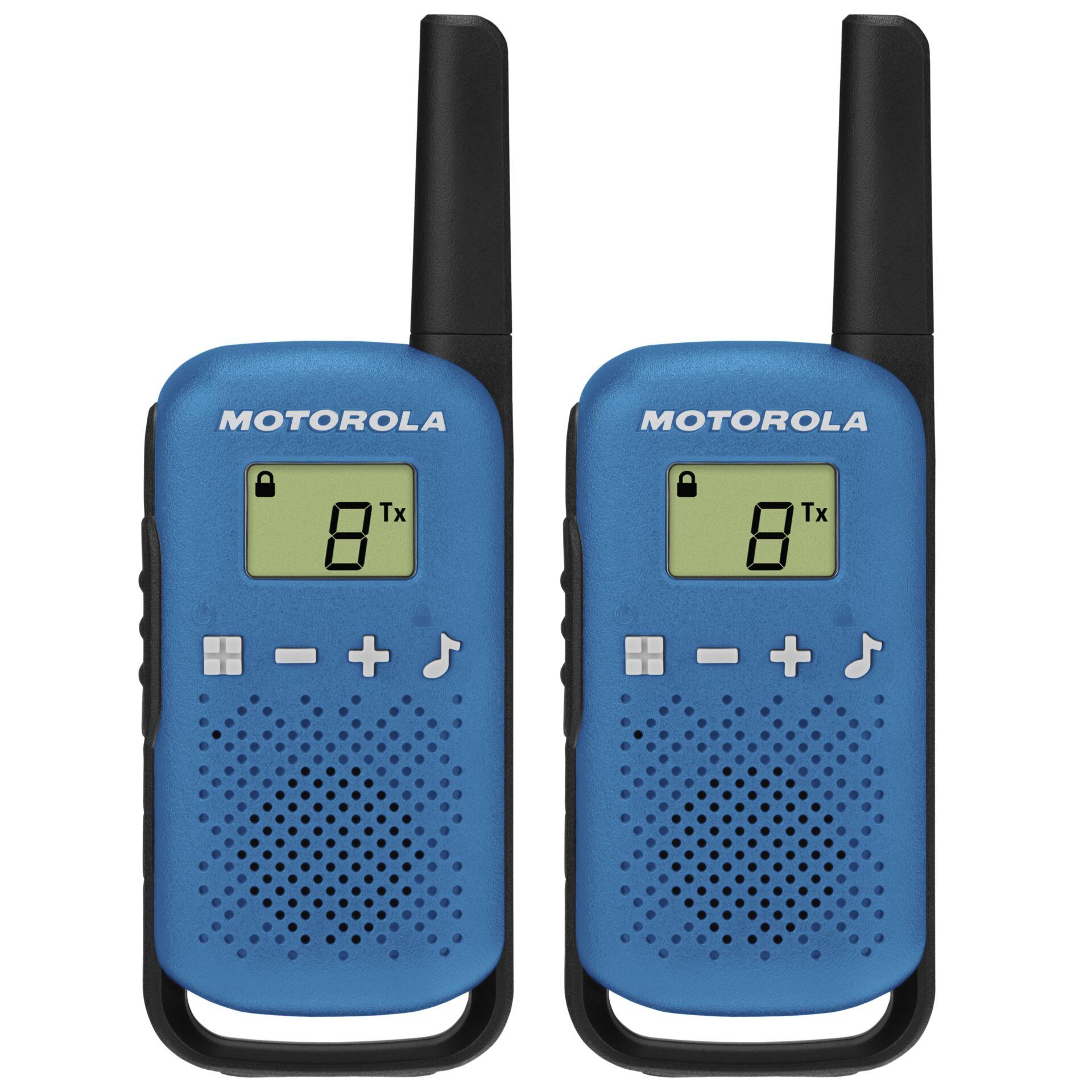 Motorola TALKABOUT T42 blau