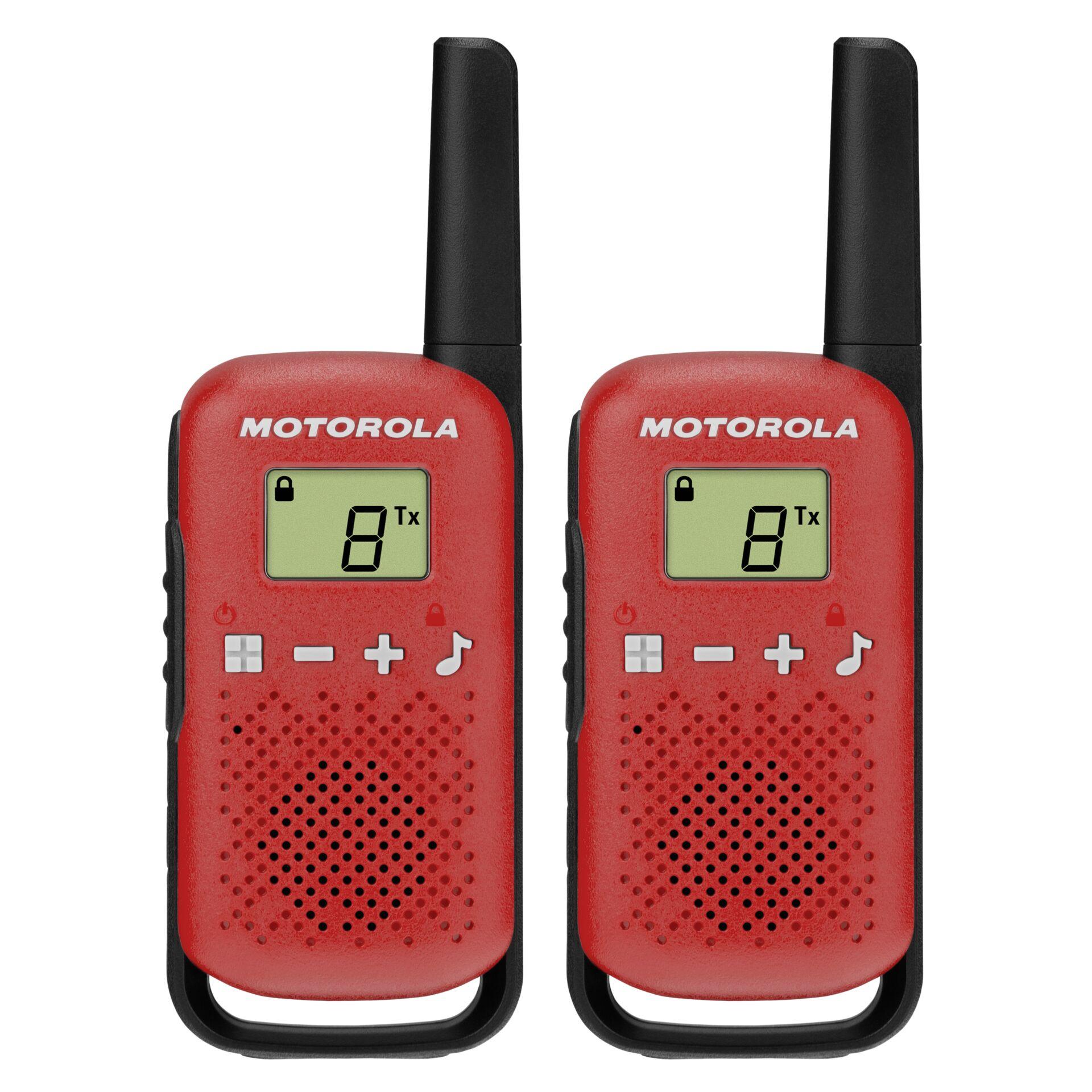 Motorola TALKABOUT T42 rot