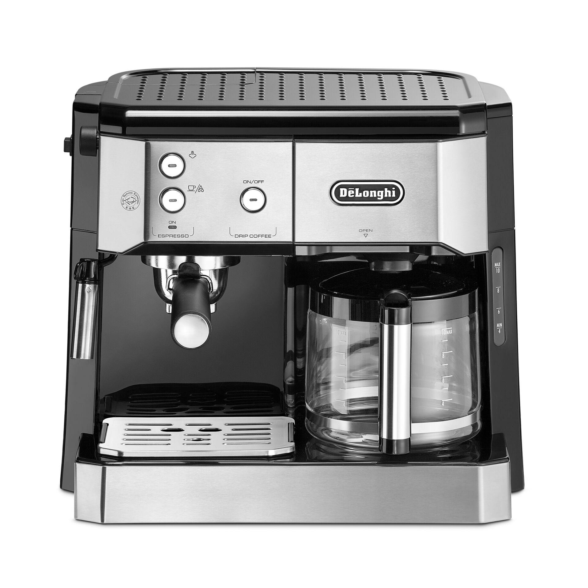 DeLonghi BCO421.S Espresso-Siebträger