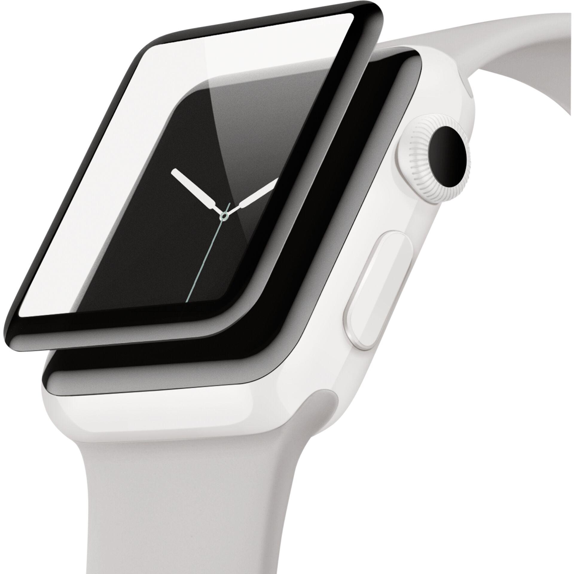 Belkin Ultra Curve Displayschutz Apple Watch 38mm S.2/3  F8W917vf