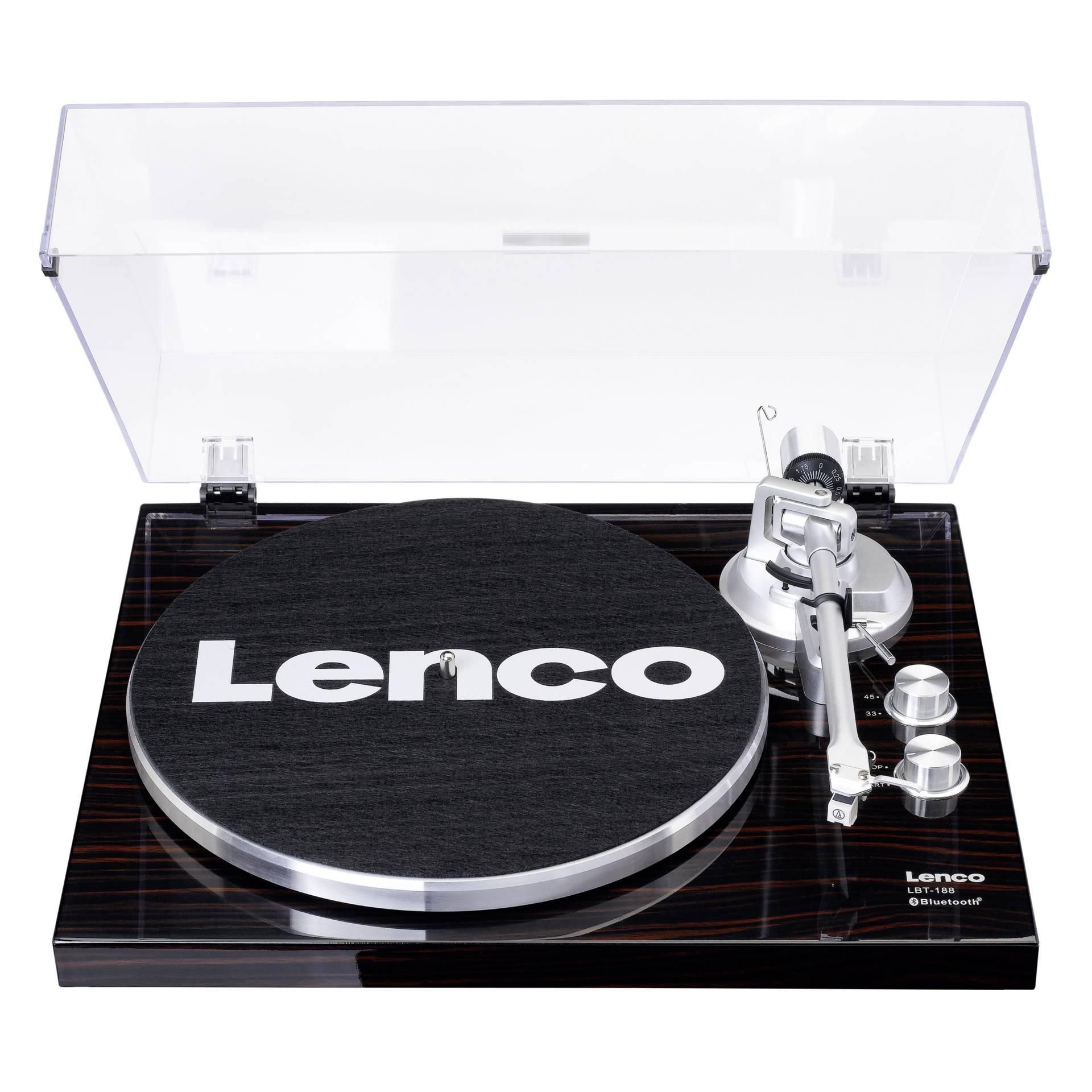 Lenco LBT-188 Walnut