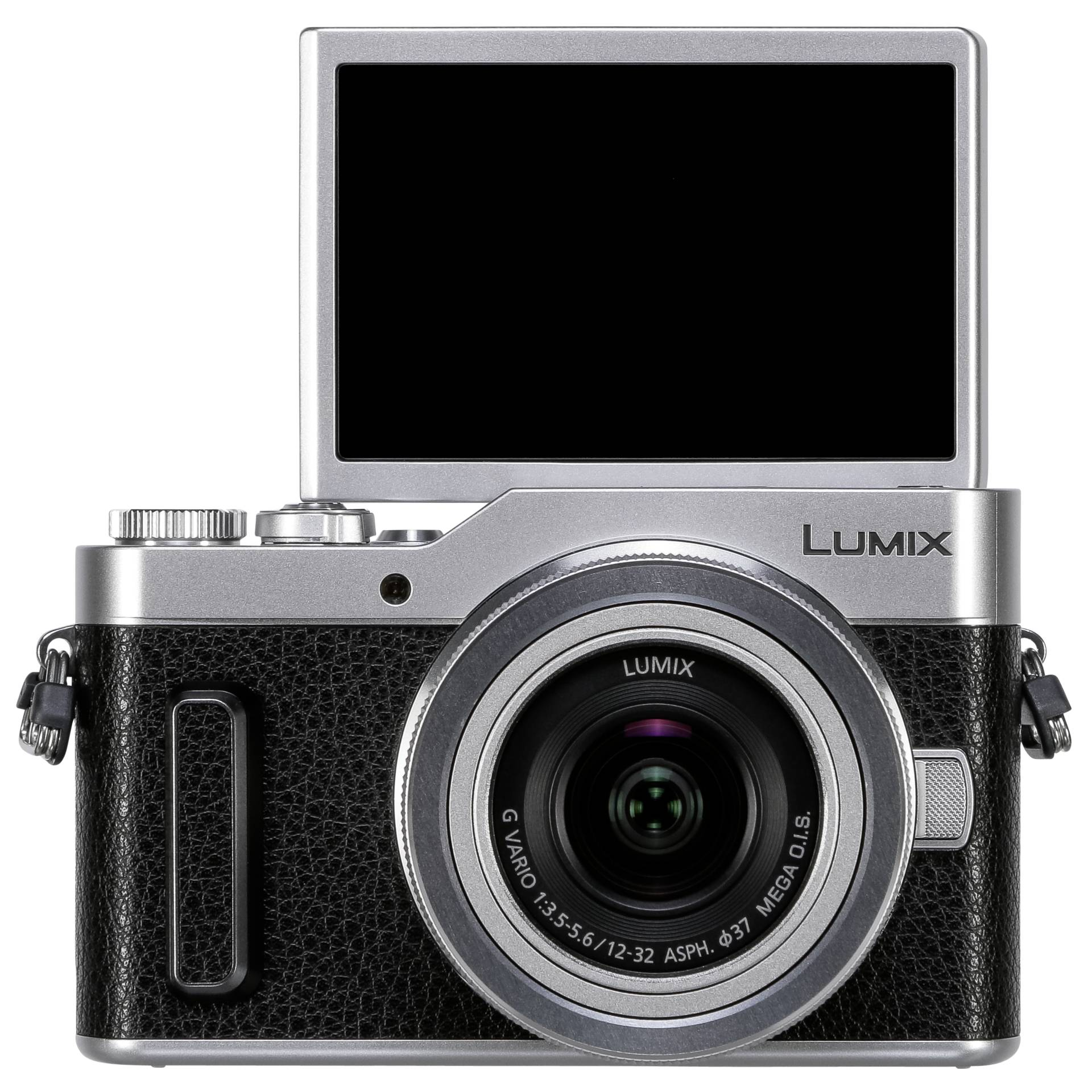 Panasonic Lumix DC-GX880 Kit schwarz/silber + H-FS 12-32 mm