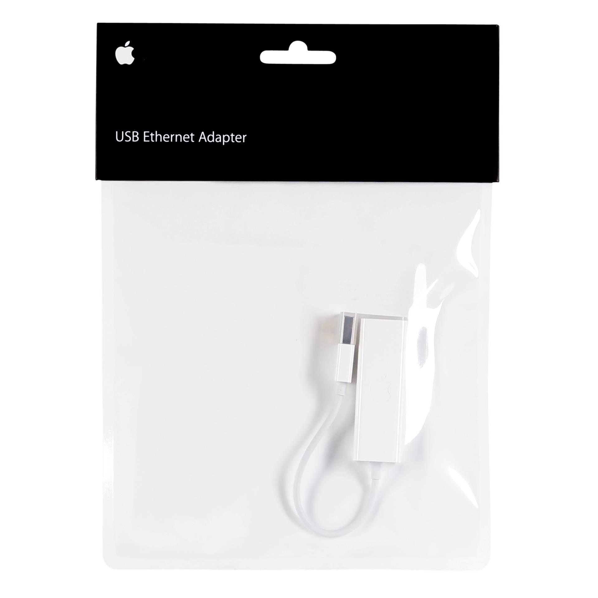 Apple USB Ethernet Adapter f. MacBook Air         MC704ZM/A