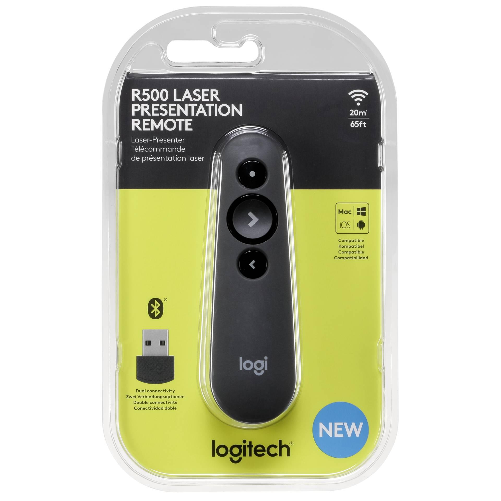 Logitech R500 graphite