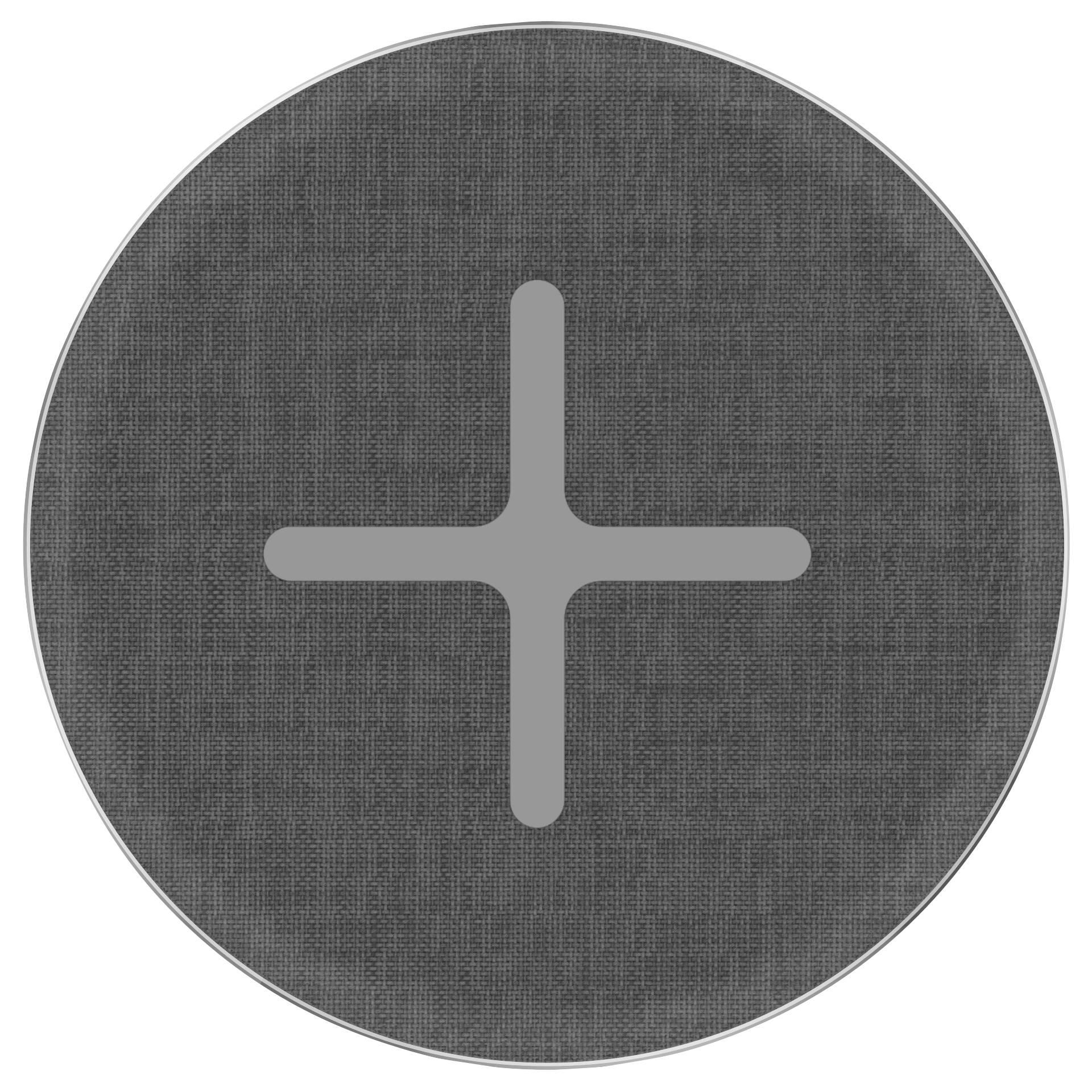 Xlayer Wireless Pad Single Space Grey