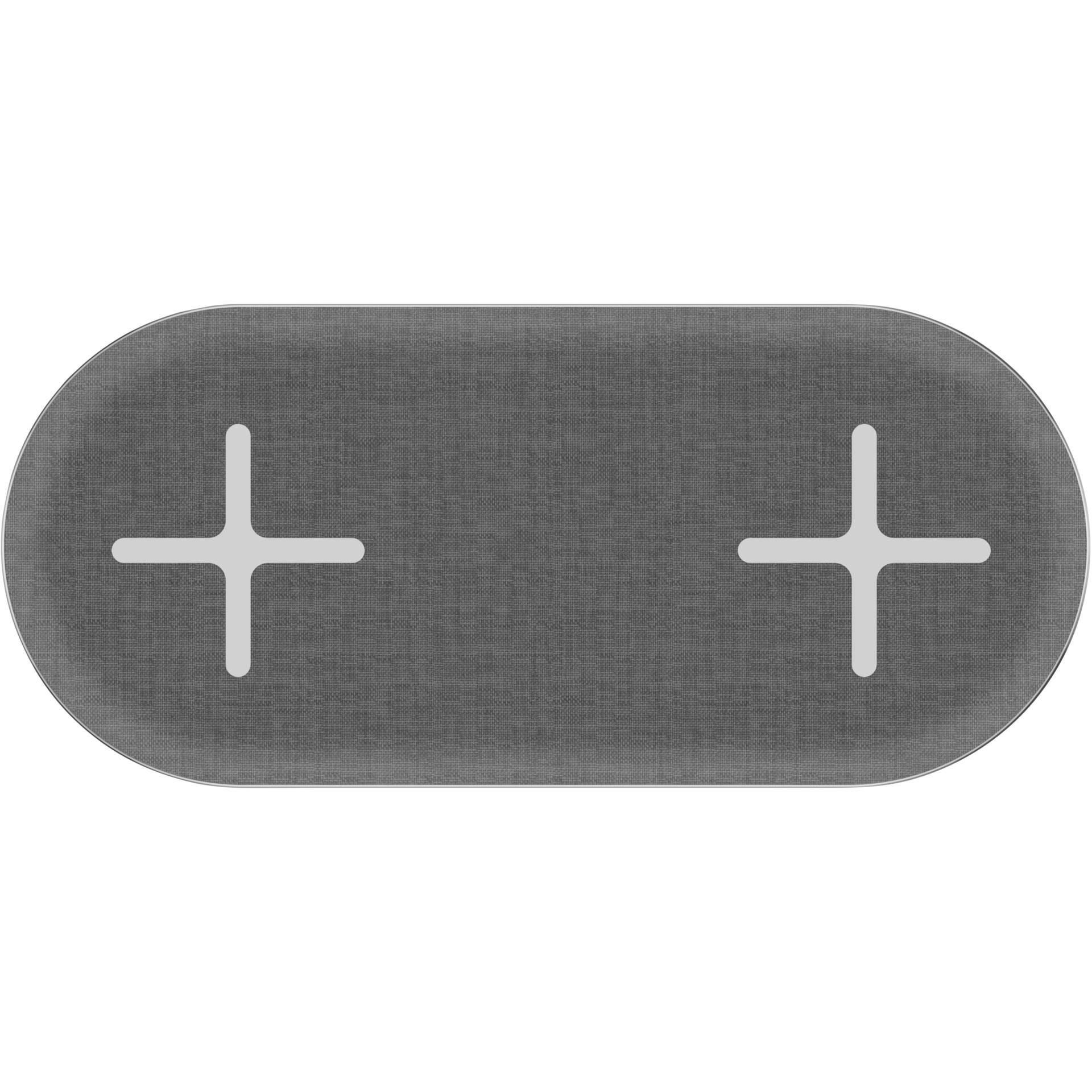 Xlayer Wireless Pad Double Space Grey