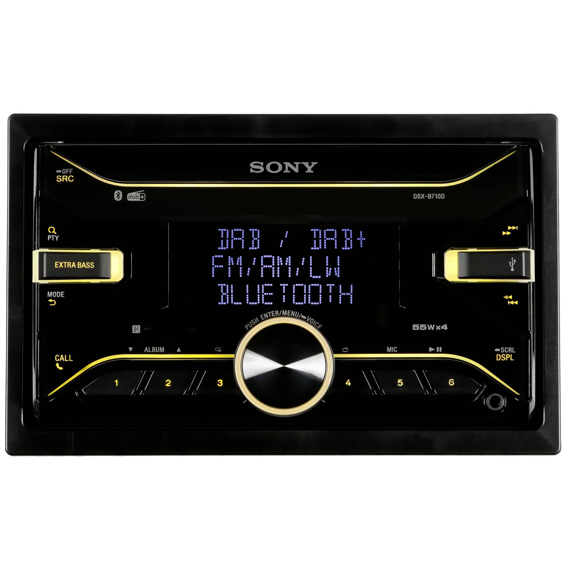 Sony DSX-B710D DAB