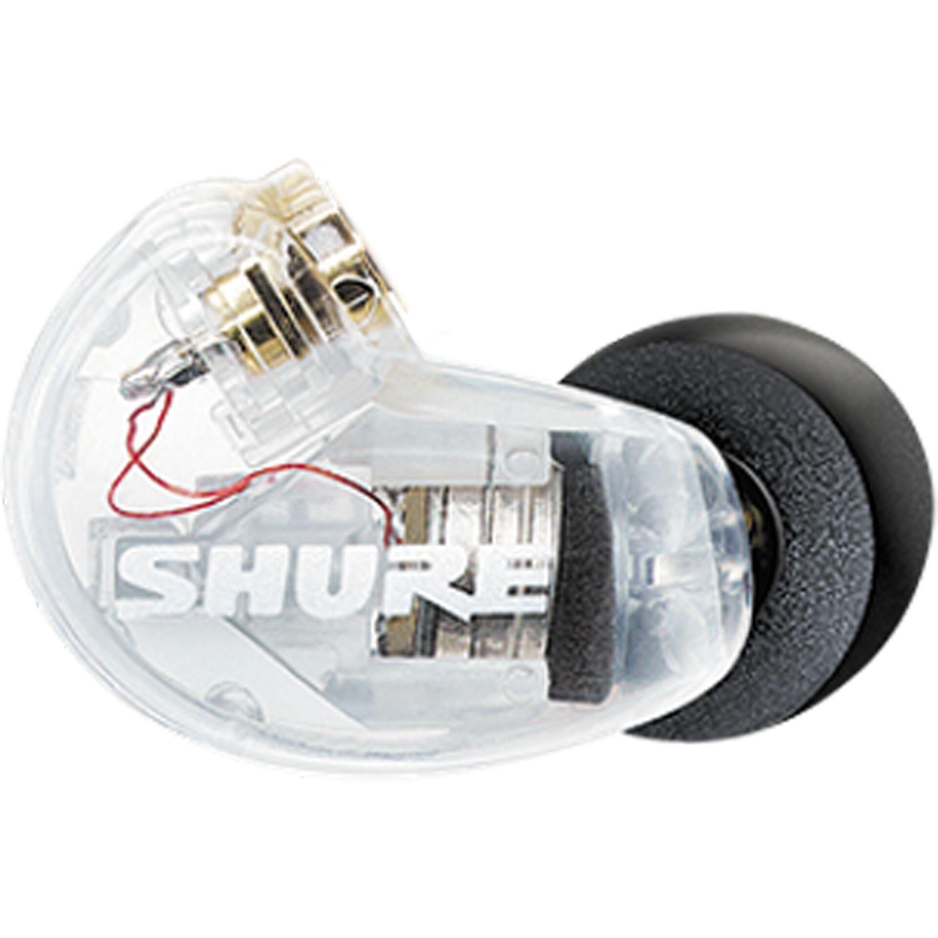 Shure SE215-CL-RIGHT Ersatz Ohrhörer rechts transpar.