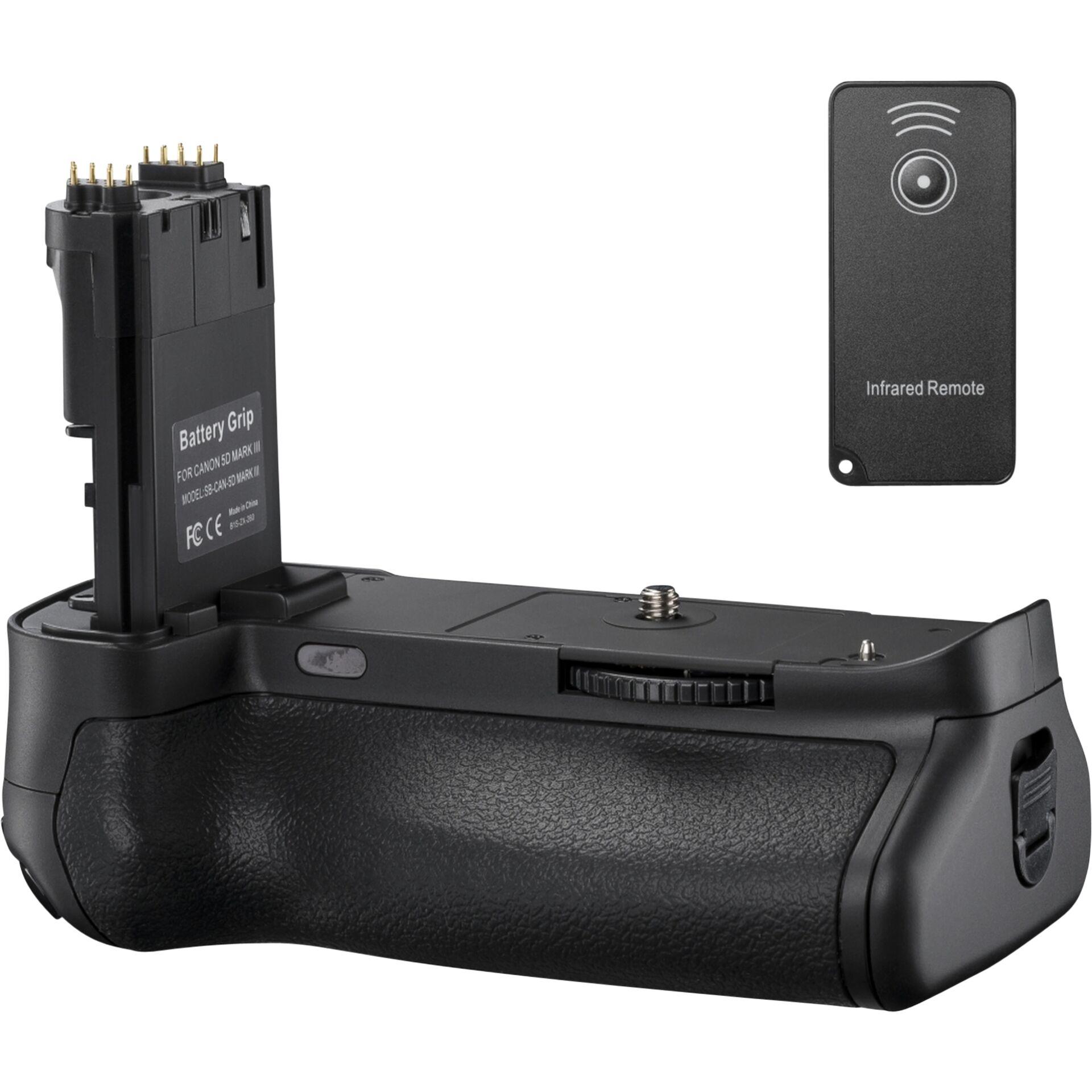 walimex pro Batteriehandgriff Canon 5D MK III/5D/5Ds R