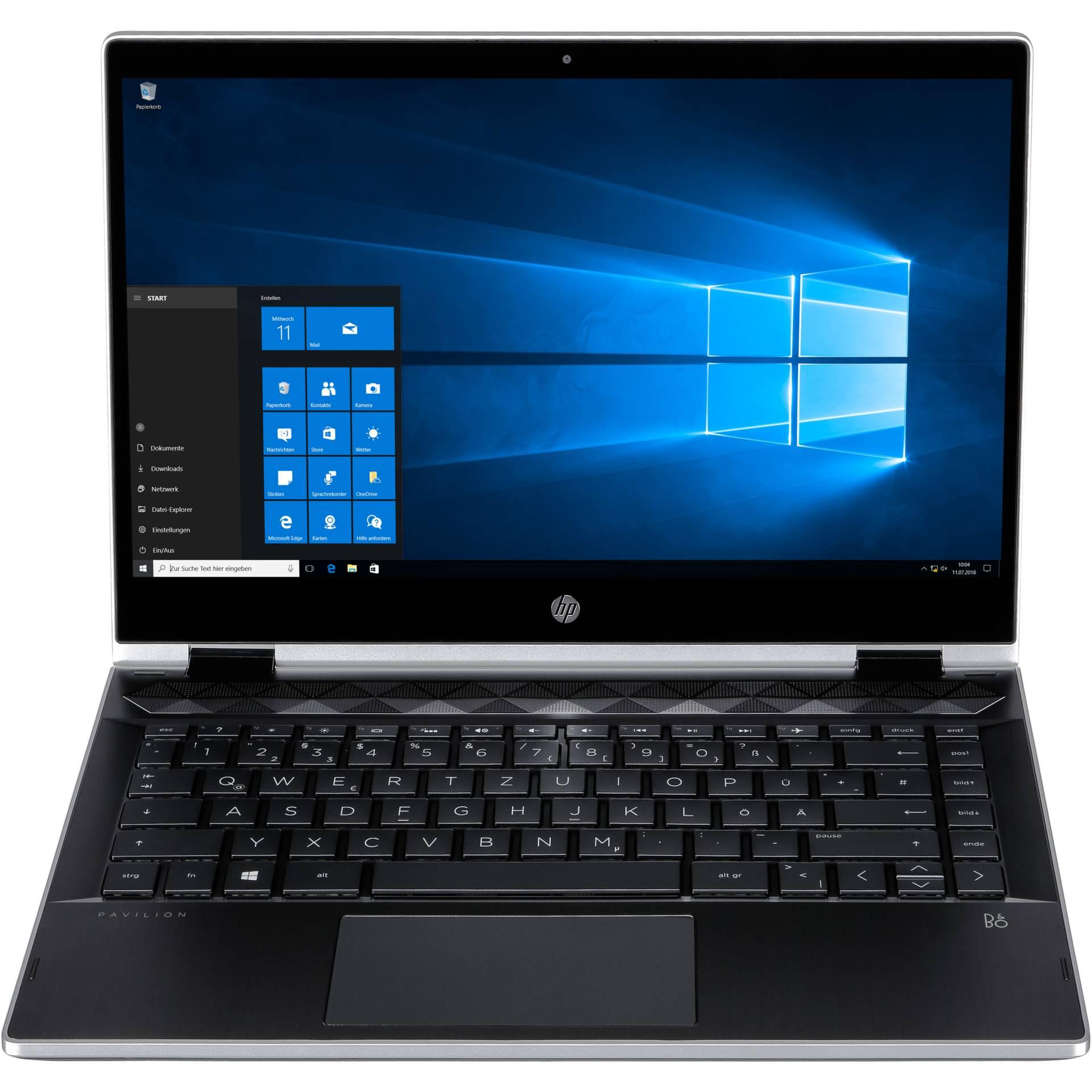 "HP Pavilion X360 14-dh1625ng 35,60cm (14\"") Ci5 8GB 512GB"