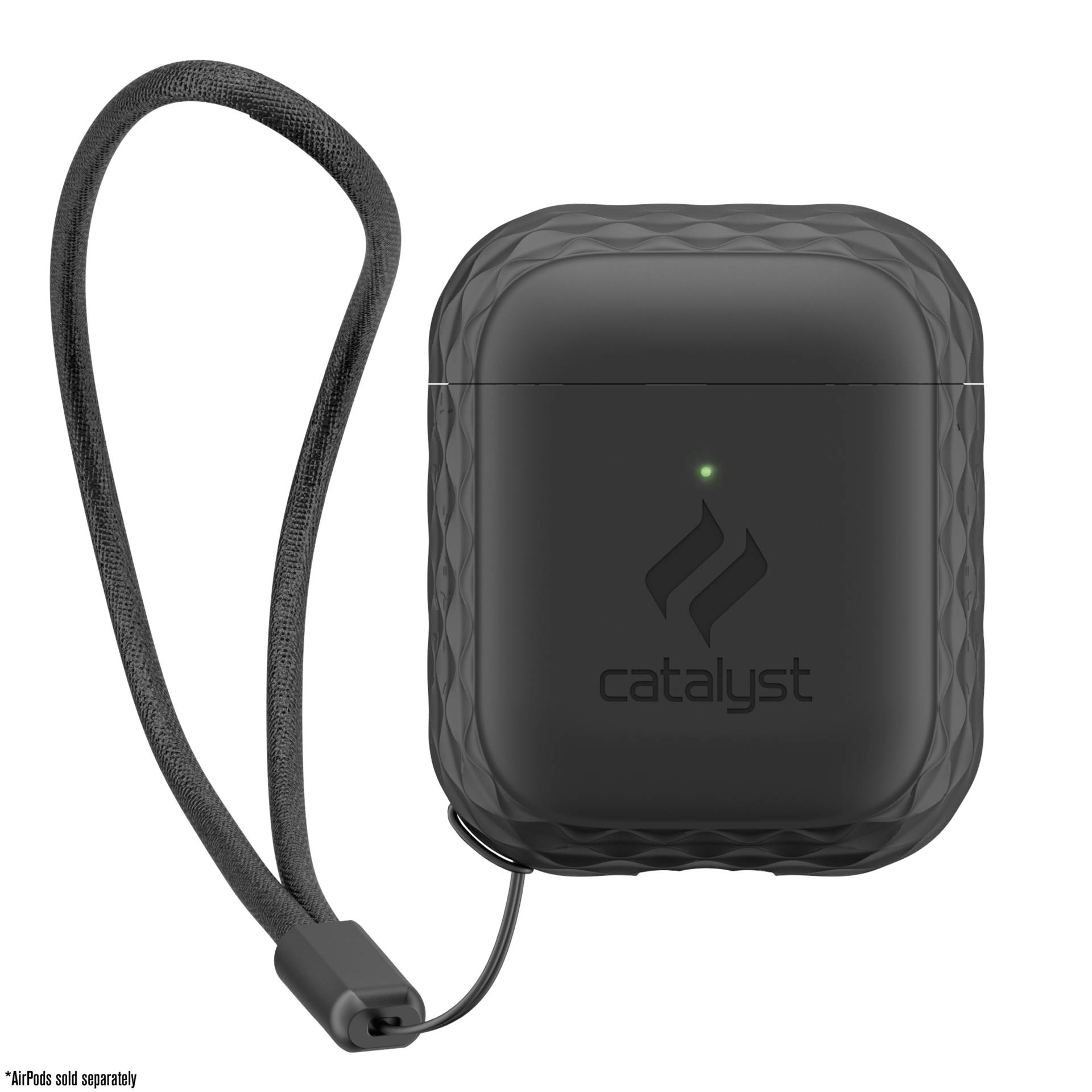 Catalyst Airpods Lanyard Case Stealth Black