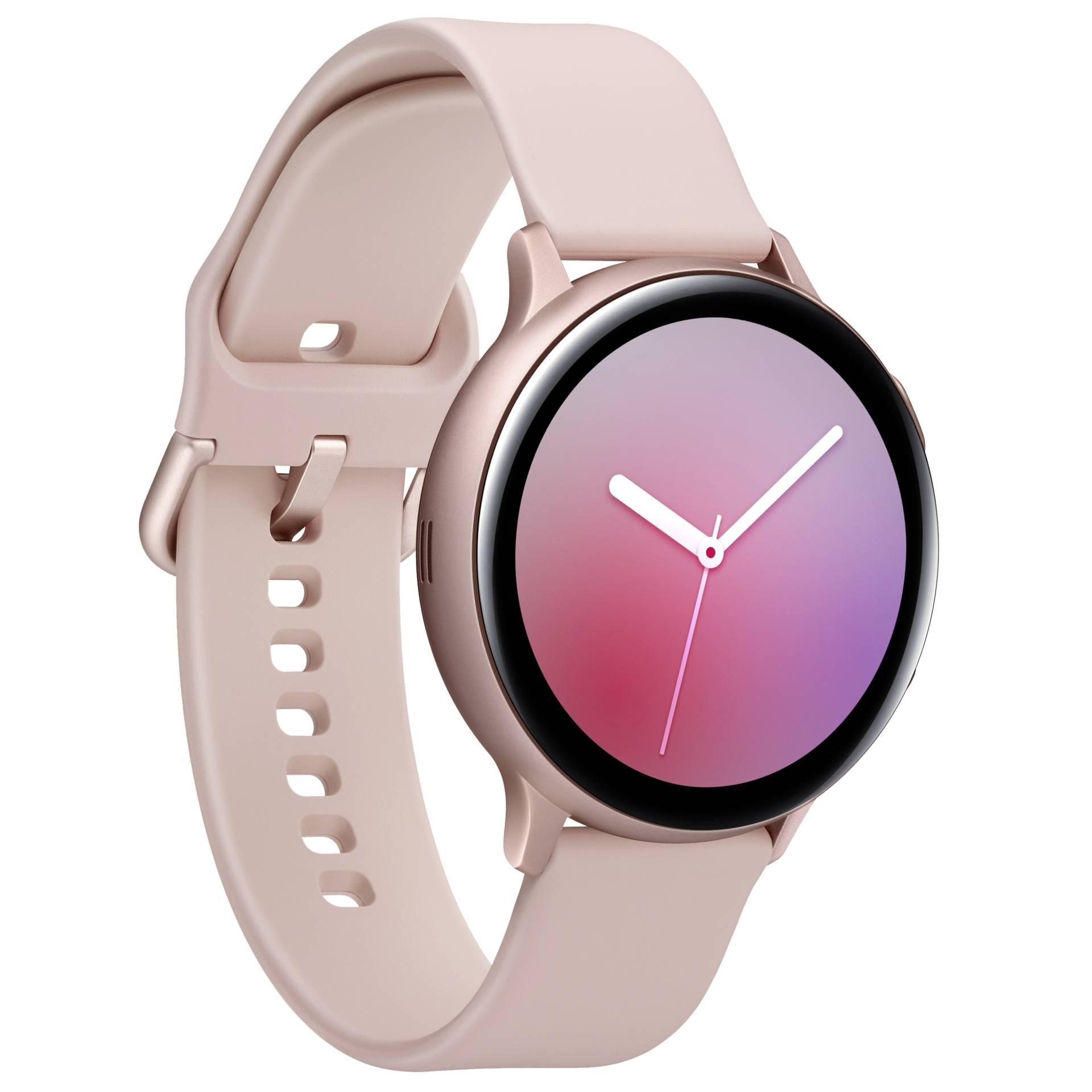 Samsung Galaxy Watch Active2 Aluminium 44mm LTE Pink Gold