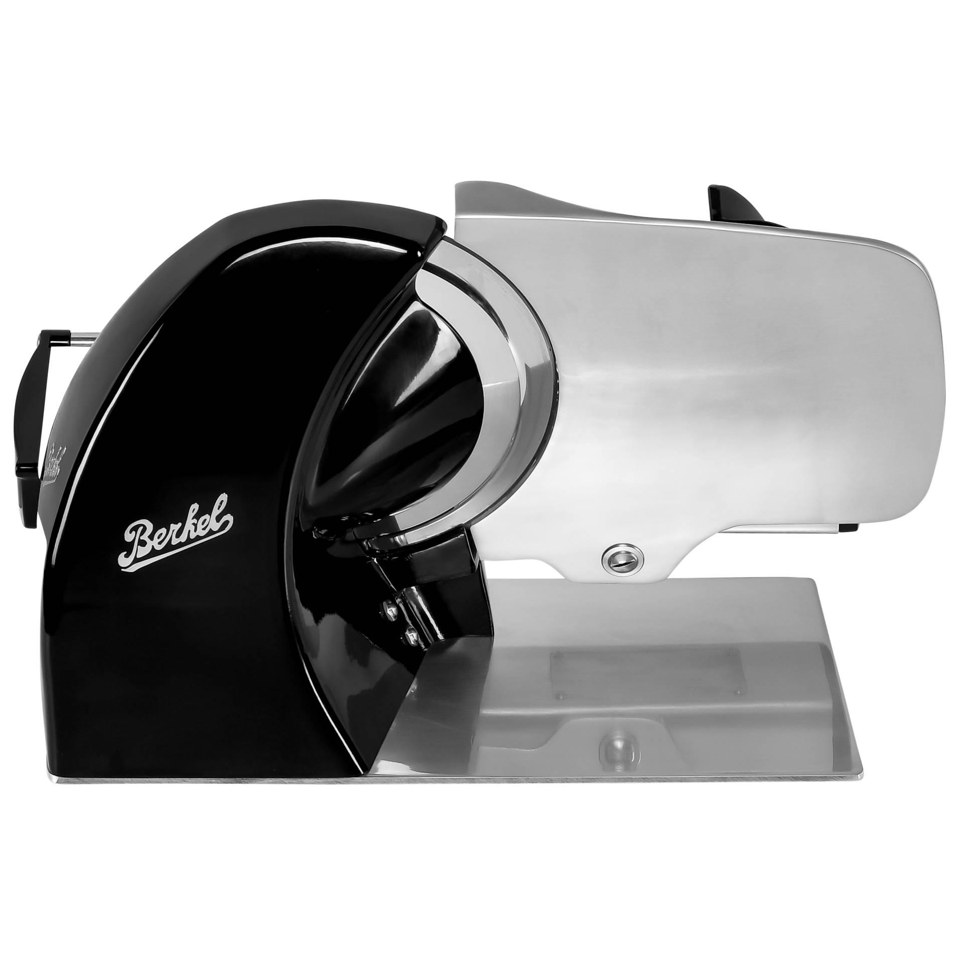 Berkel Homeline HL 250 schwarz Aufschnittmaschine
