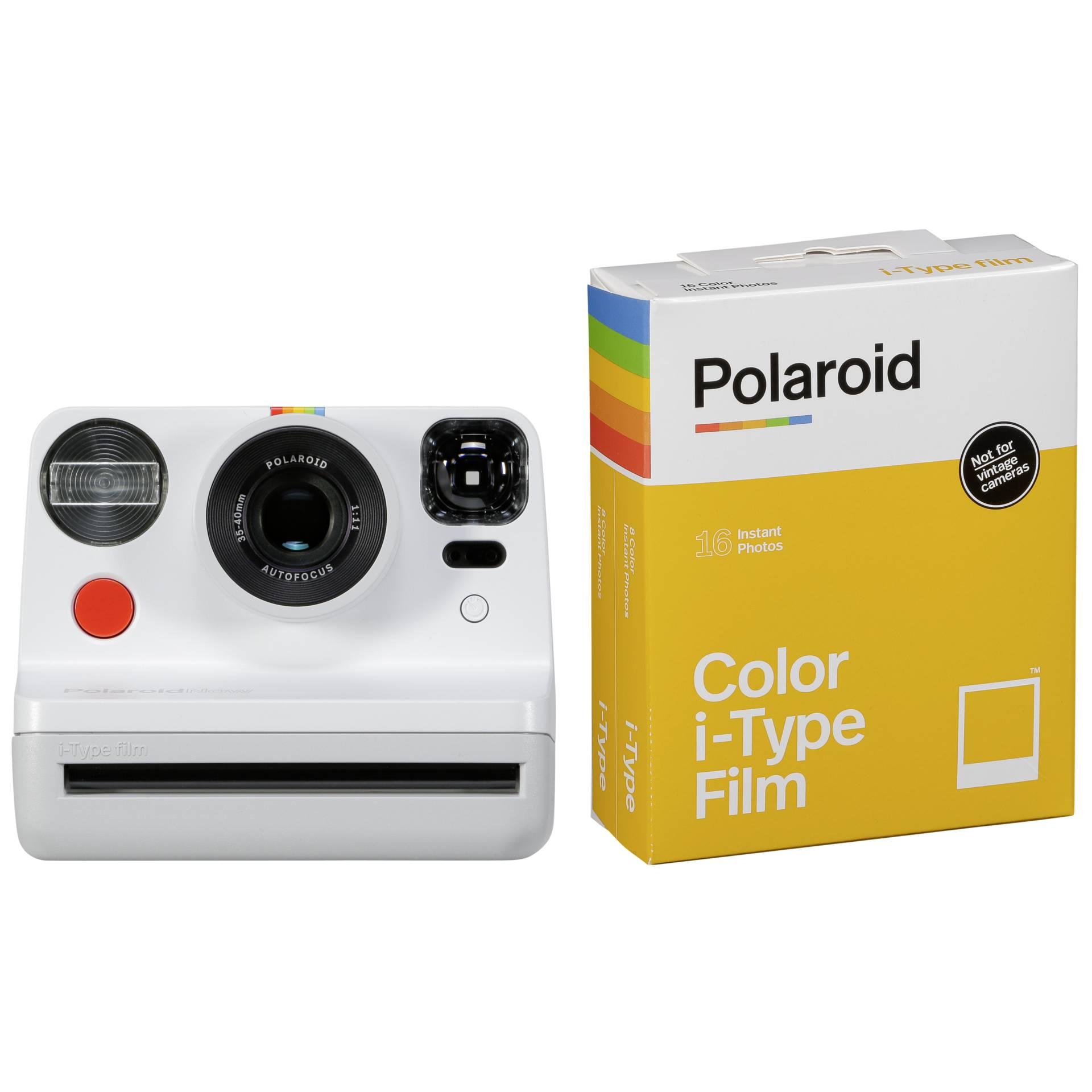 Polaroid NOW weiss Everything Box