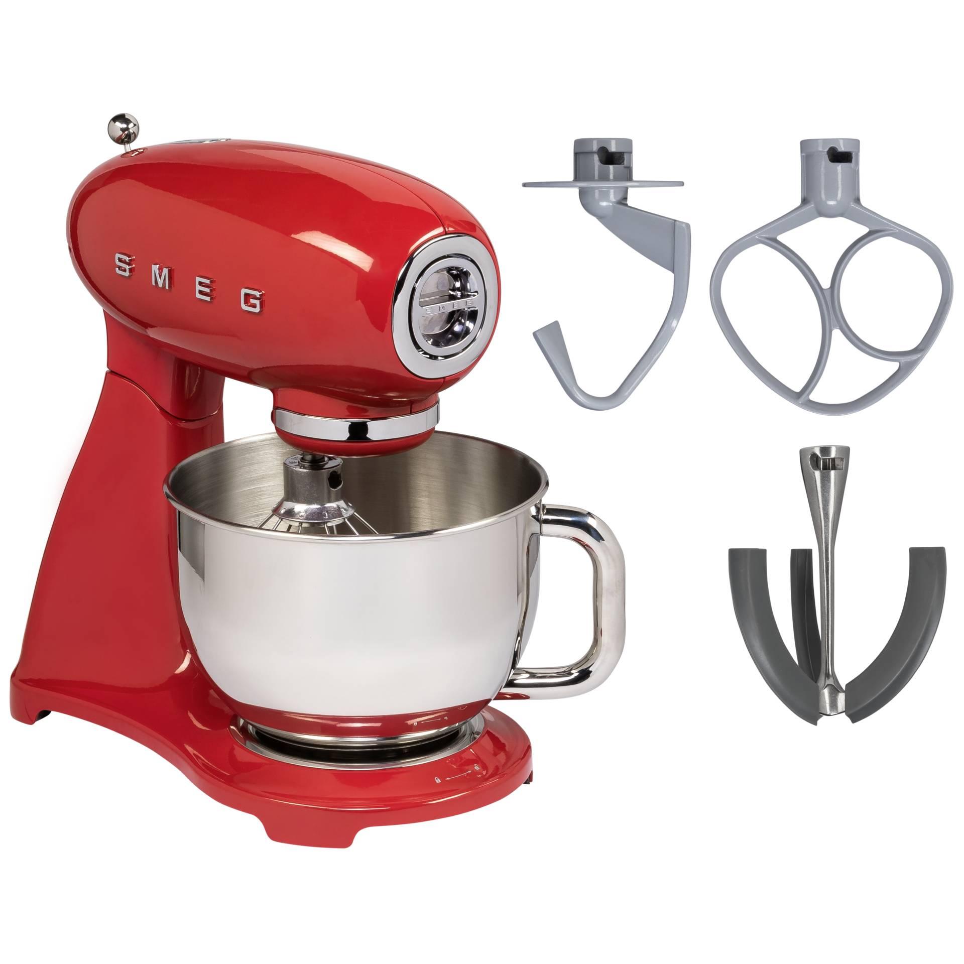 SMEG Küchenmaschine SMF03 rot