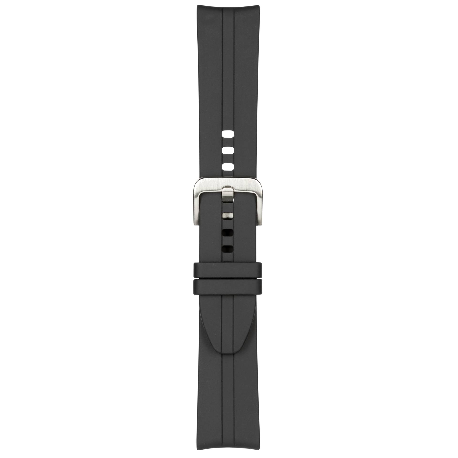 Samsung Ridge Sport Band 20mm Galaxy Watch3 Black S/M