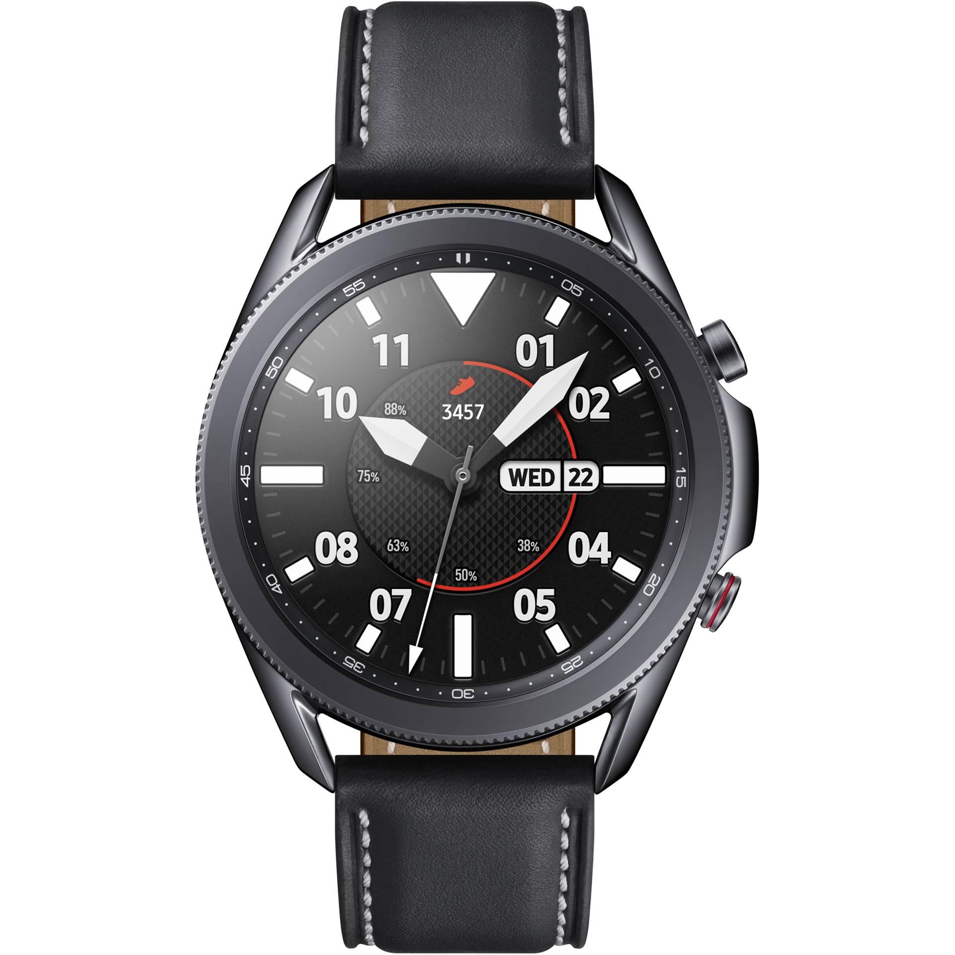 Samsung Galaxy Watch 3 LTE Mystic Black (45mm)