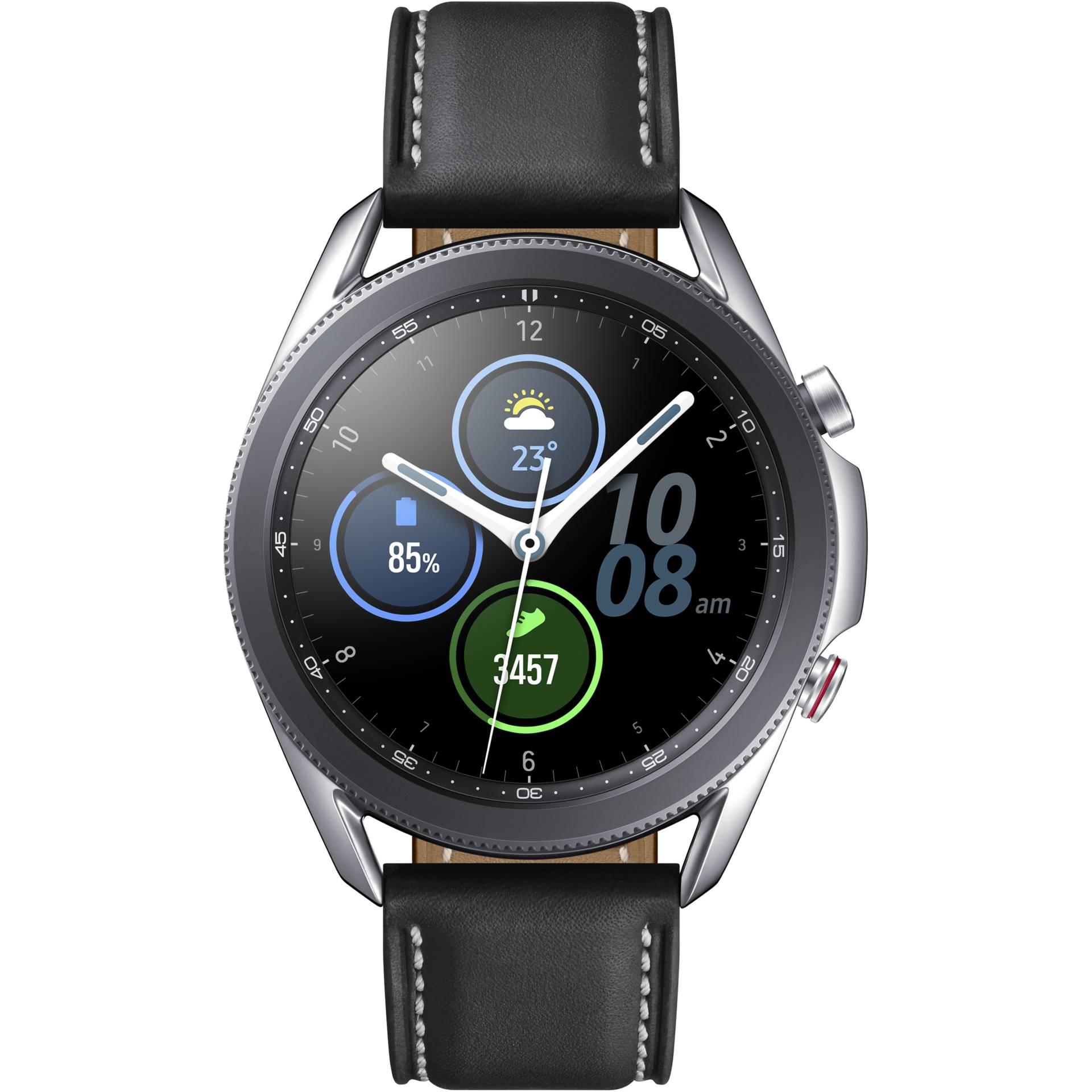 Samsung Galaxy Watch 3 LTE Mystic Silver (45mm)