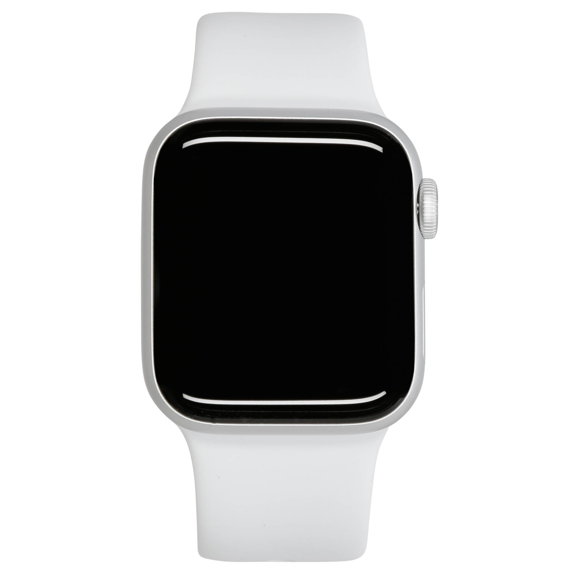 Apple Watch SE GPS + Cell 40mm Silver Alu White Sport Band