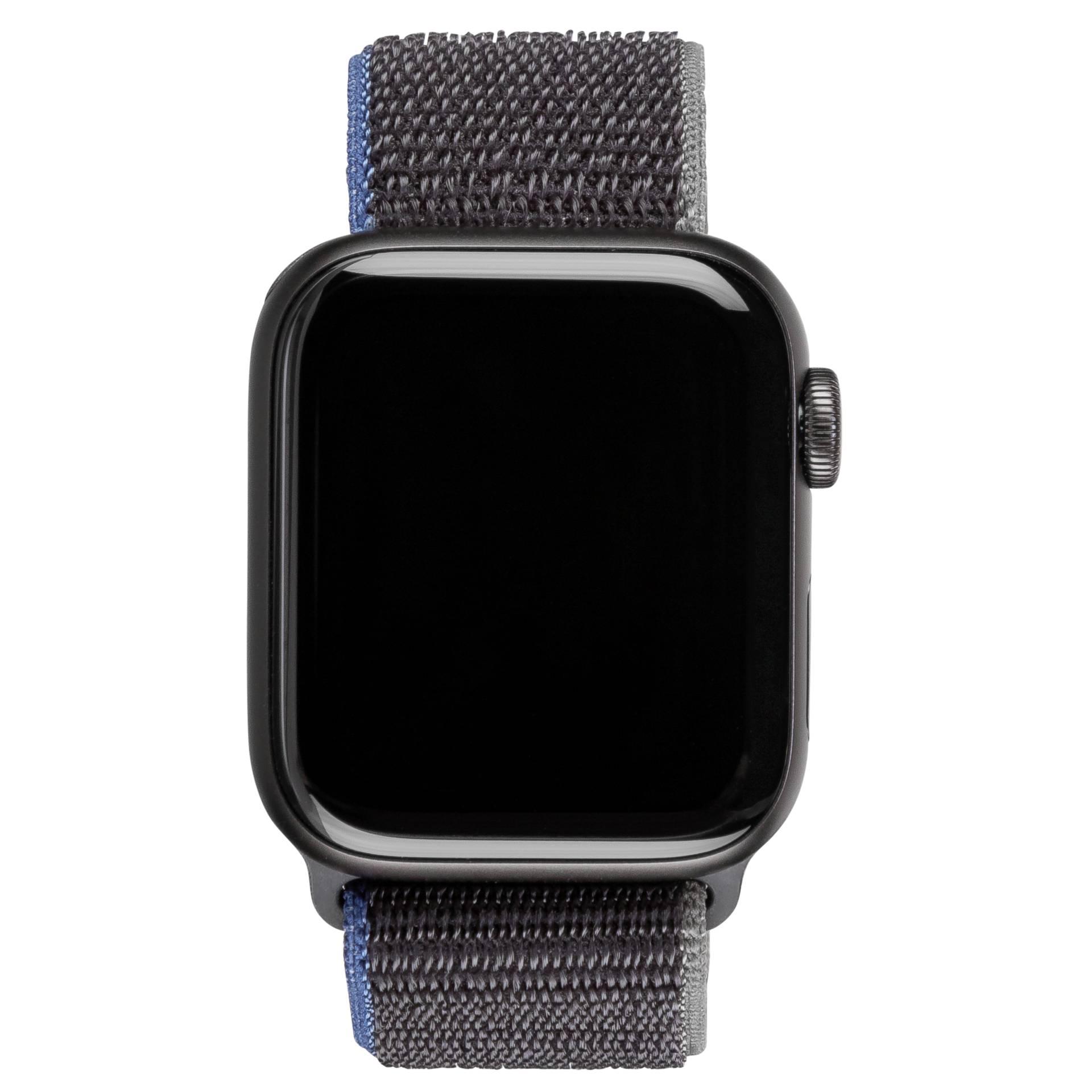 Apple Watch SE GPS + Cell 40mm Gray Alu Charcoal Sport Loop