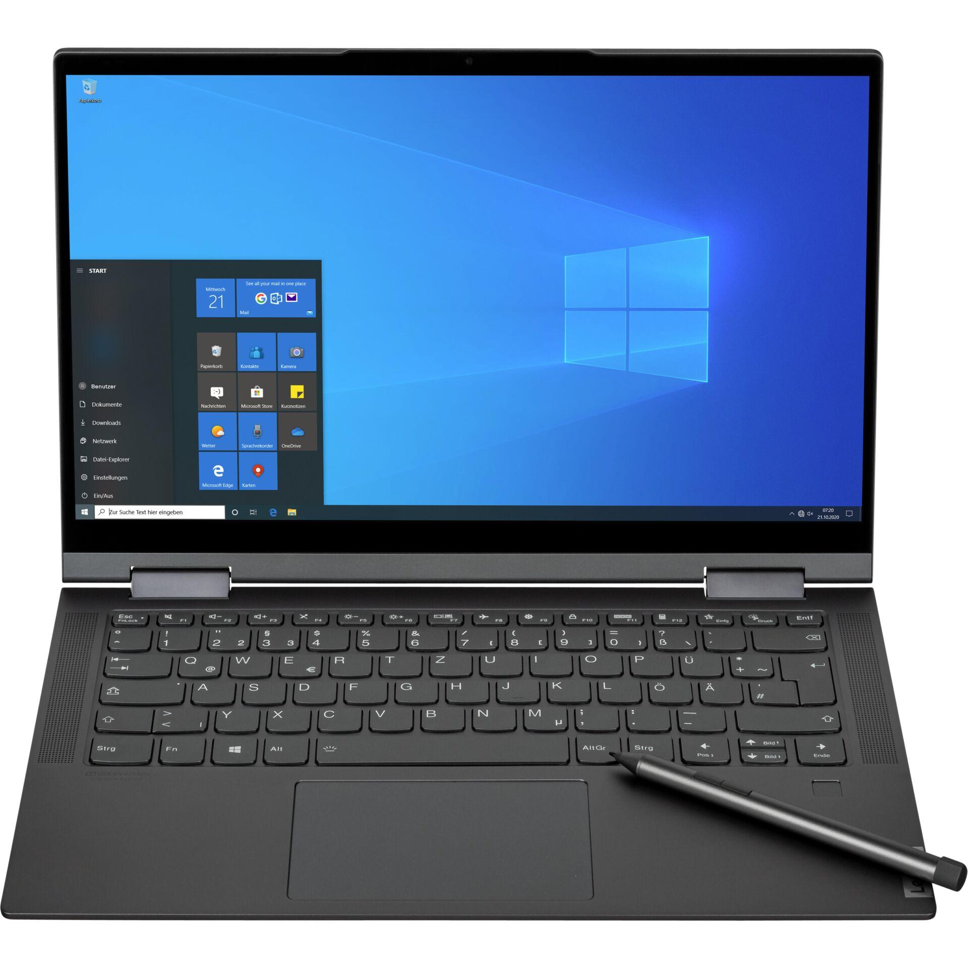 """Lenovo Yoga 7i 35,5cm (14\"""") Ci5 16GB 512GB SSD"""