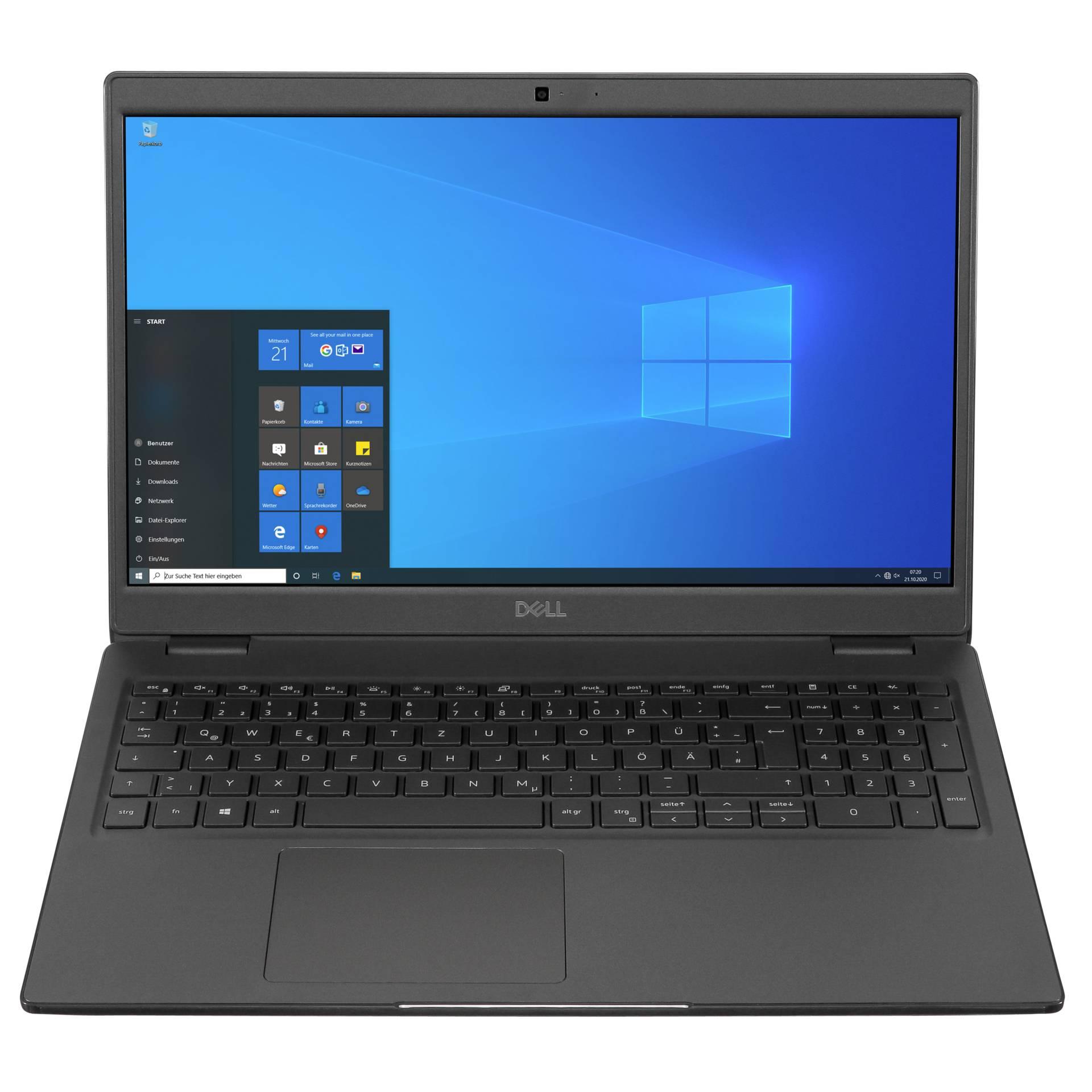 """Dell Latitude 3510 39,6cm (15,6\"""") Ci3 8GB 256GB"""