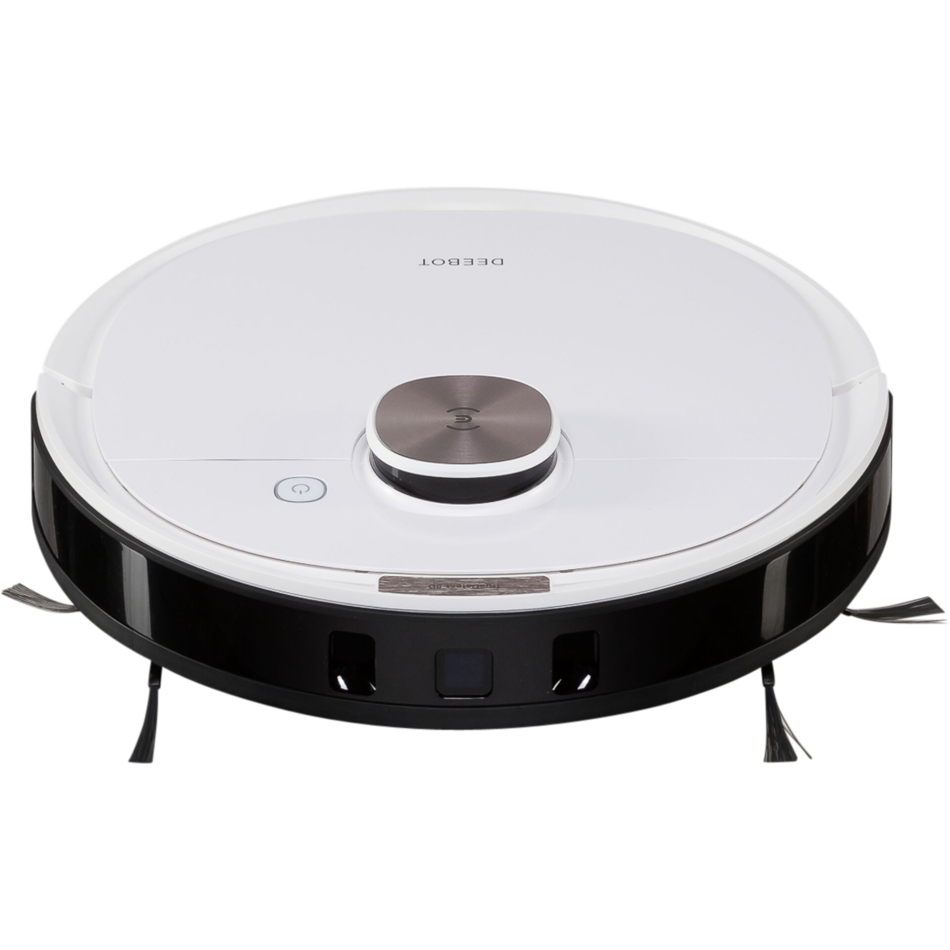 ECOVACS Deebot OZMO T8+ Saugroboter mit Absaugstation