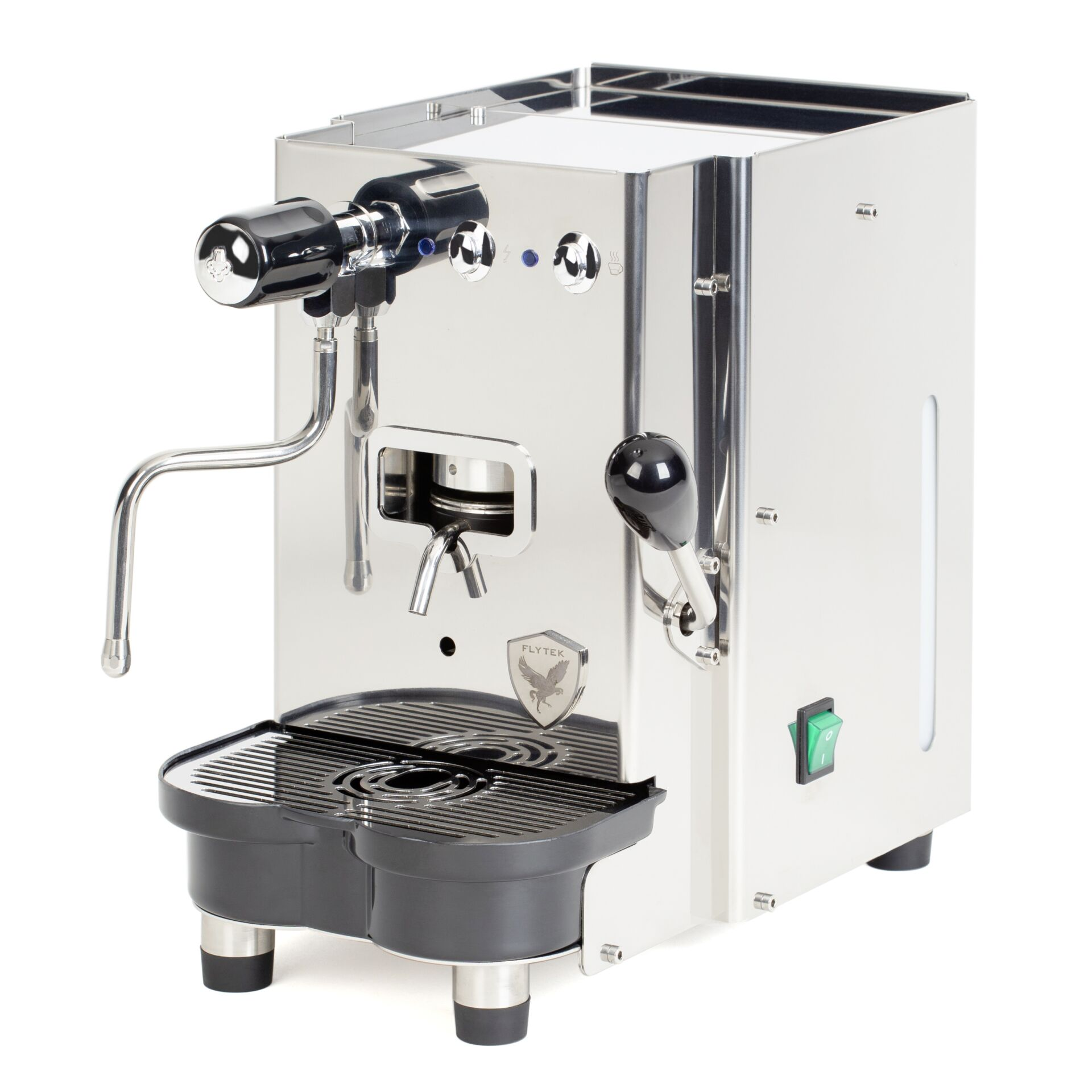 Flytek STEEL PRO ESE Pad-Kaffeemaschine