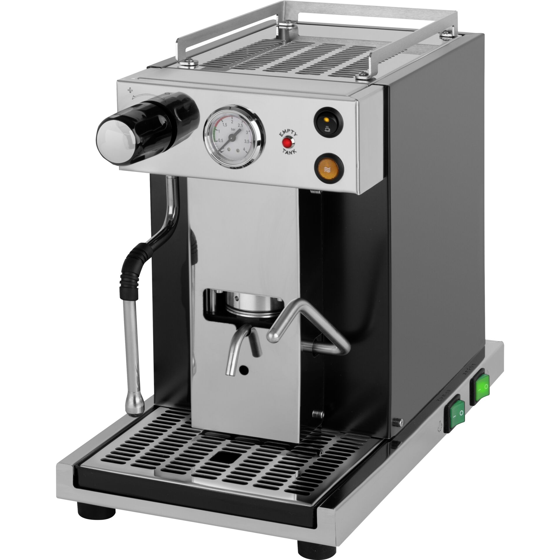 Flytek Click Pro manuale ESE Pad-Kaffeemaschine