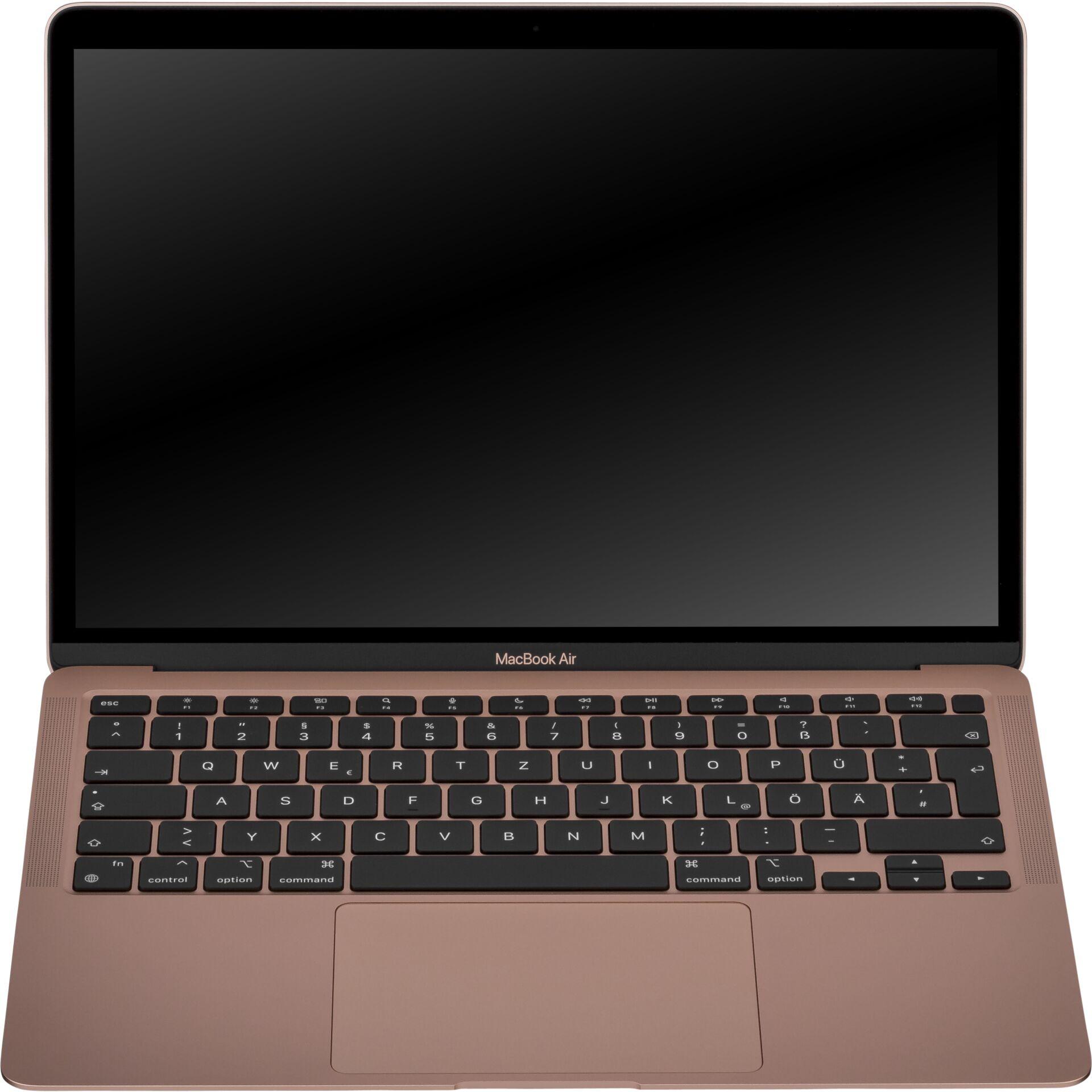 Apple MacBook Air 13-inch CPU M1 8GB 512GB gold MGNE3D/A