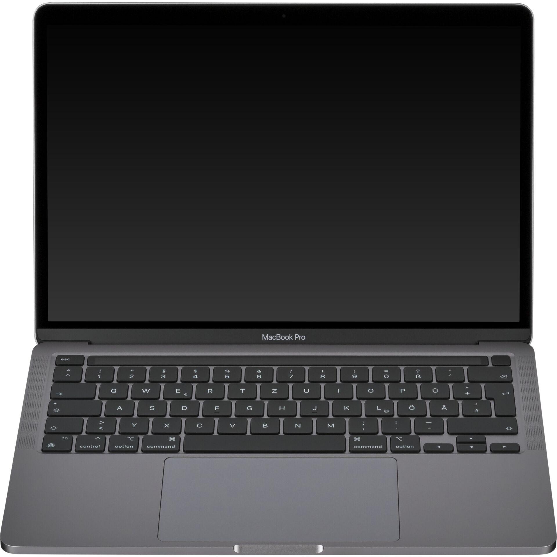 Apple MacBook Pro 13-inch CPU M1 8GB 512GB SSD - space grey