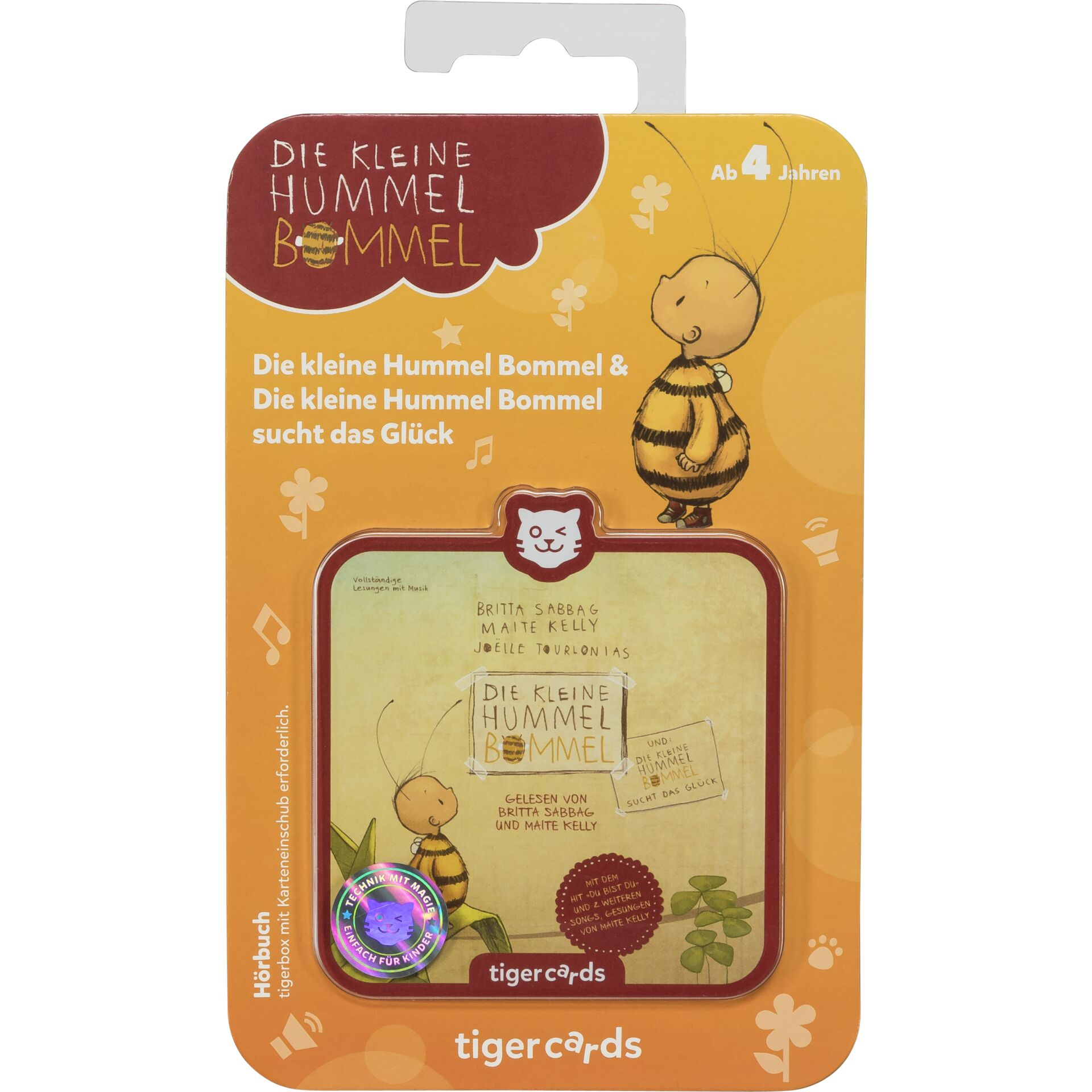 tigermedia tigercard Die kleine Hummel Bommel