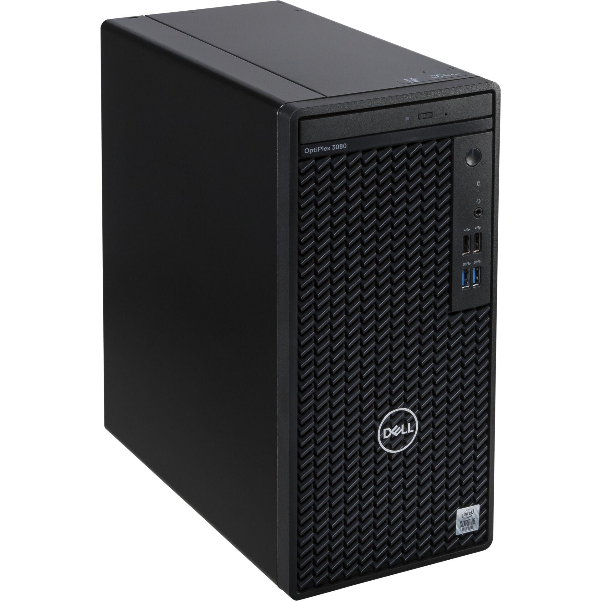 Dell Optiplex 3080 MT Ci5 8GB 256GB SSD Win 10