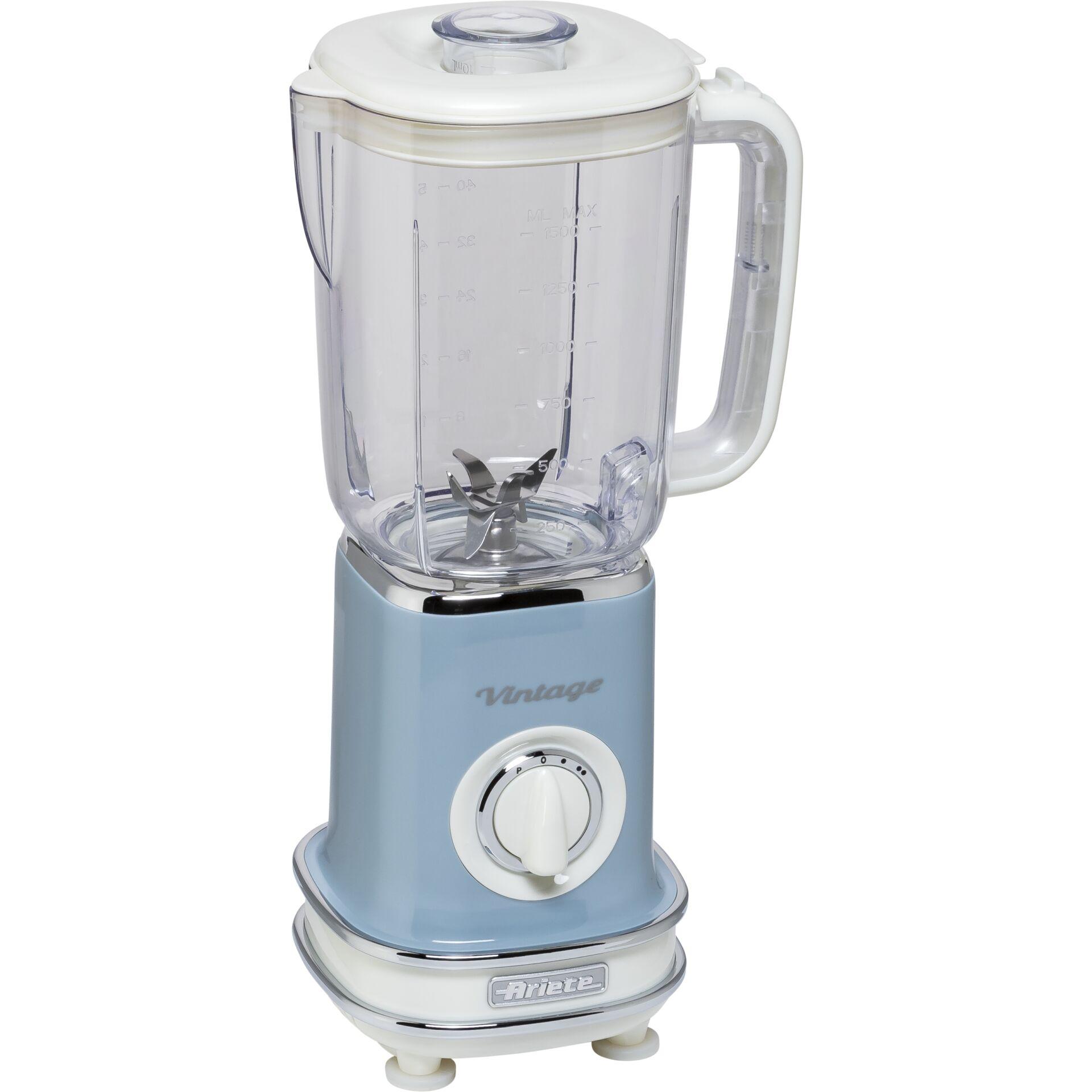 Ariete Vintage Mixer, blau