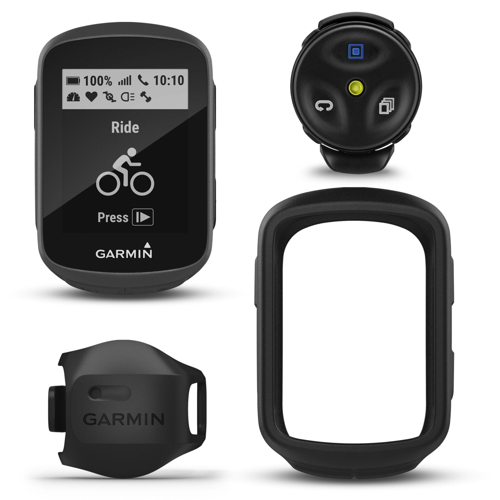 Garmin Edge 130 Plus Mountainbike-Bundle