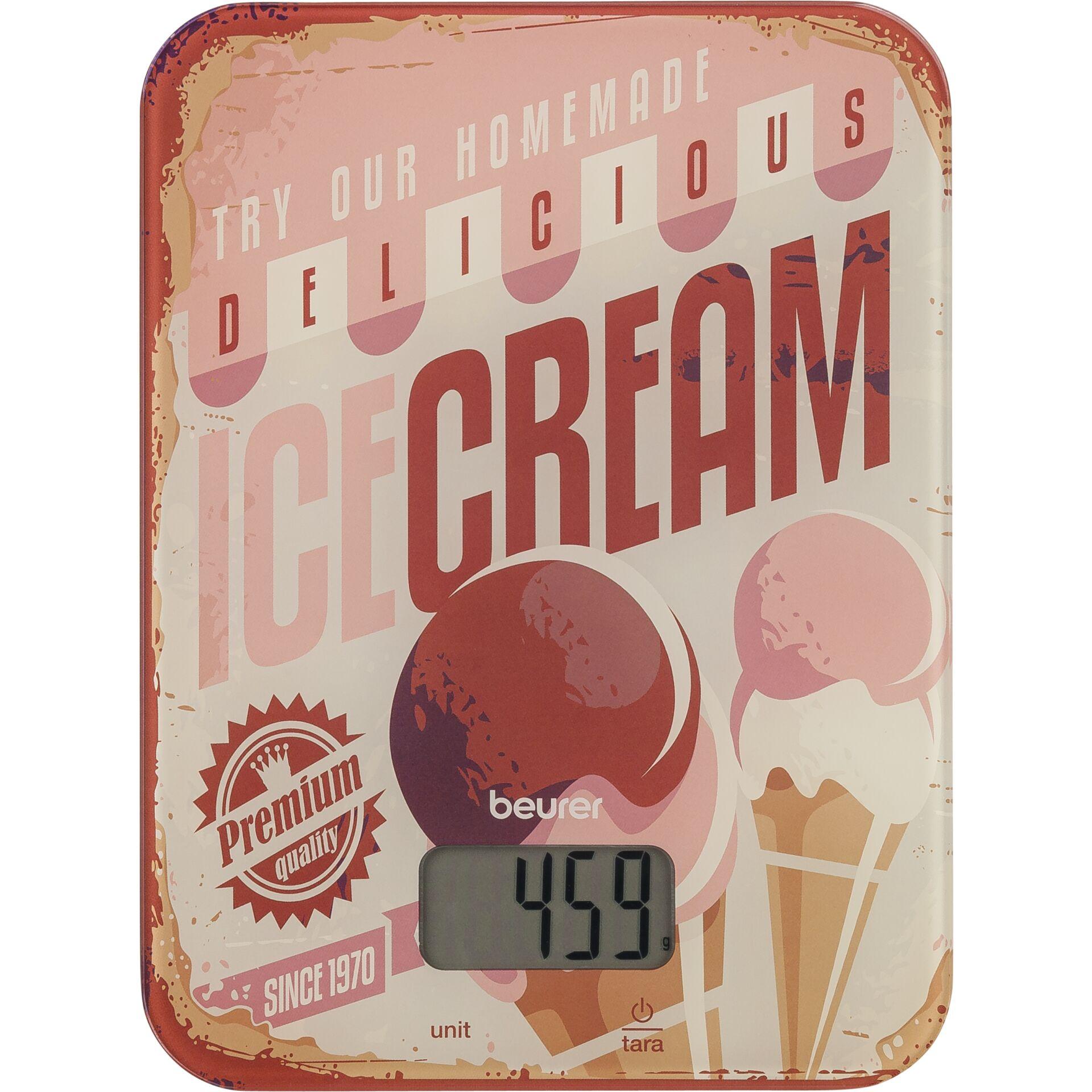 Beurer KS 19 ice cream