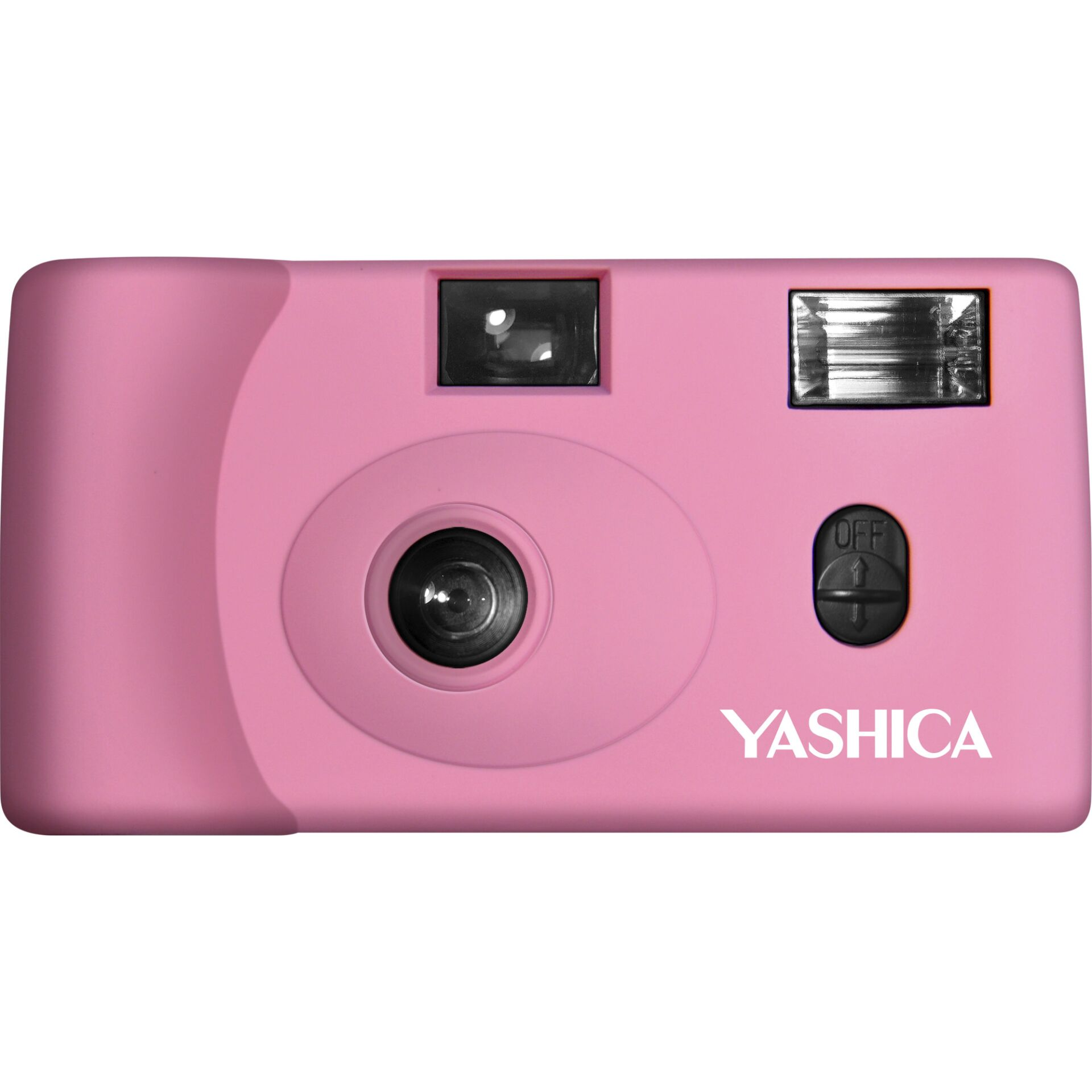 Yashica MF1 Snapshot Art pink