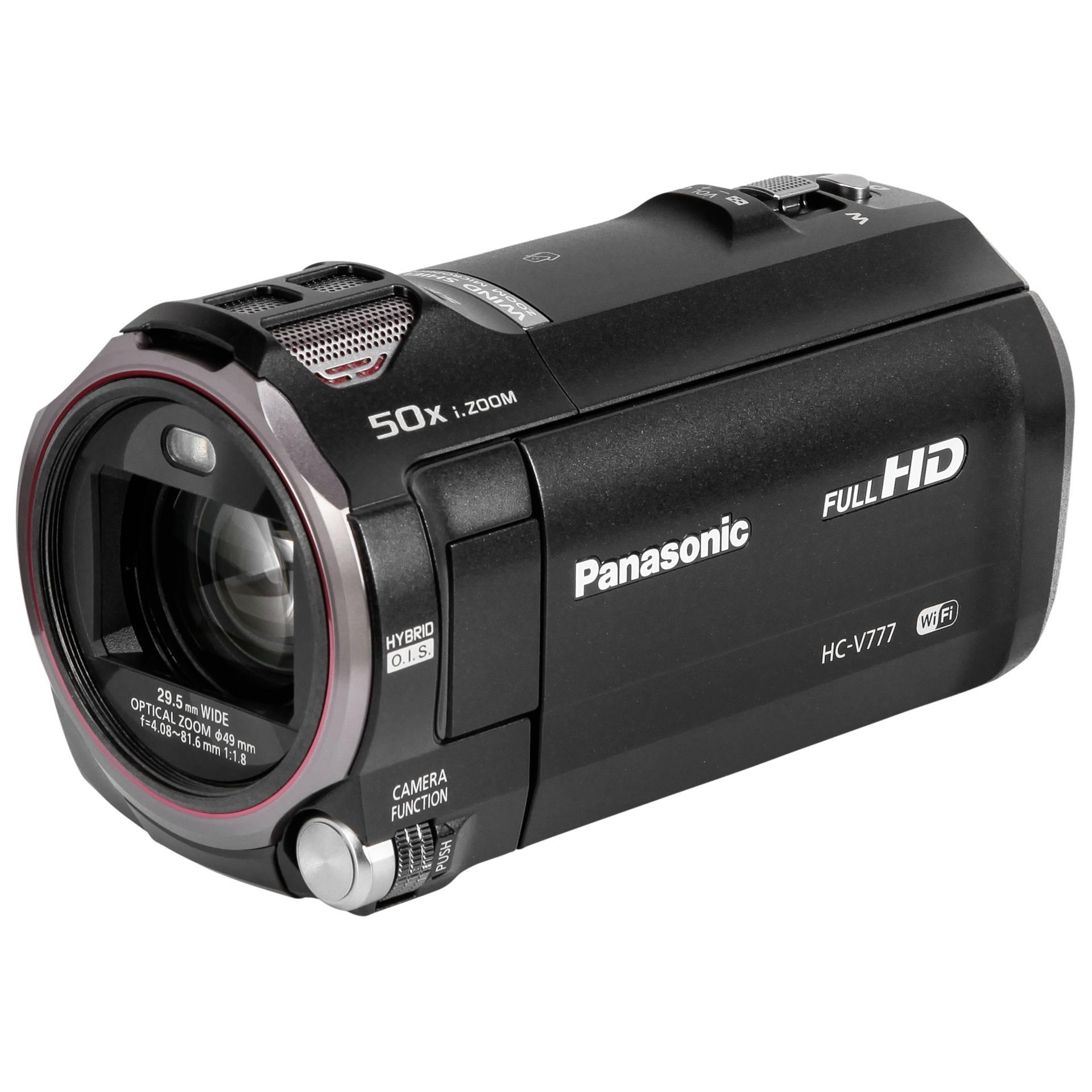 Panasonic HC-V777EG-K schwarz