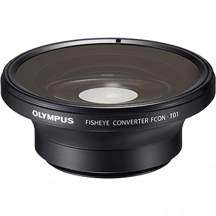 Olympus FCON-T01 Fish-Eye Konverter 360° für TG-Kameras
